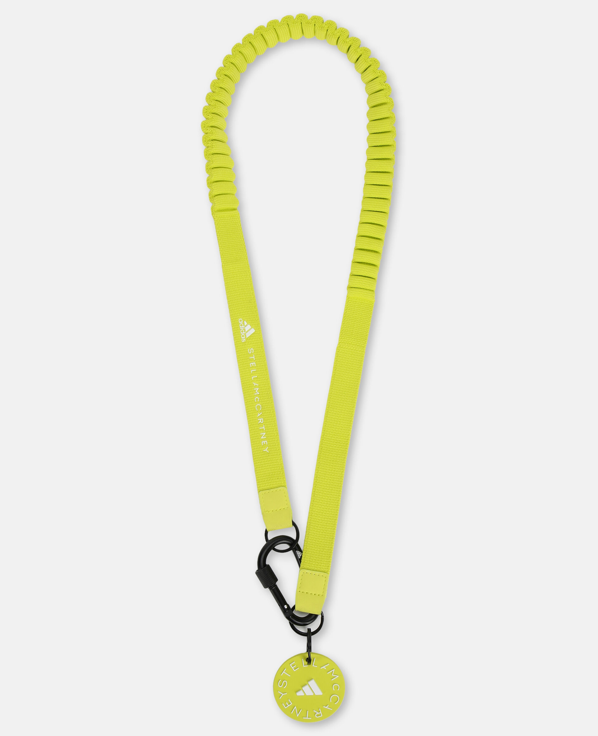 Yellow Running Lanyard-Yellow-large image number 0