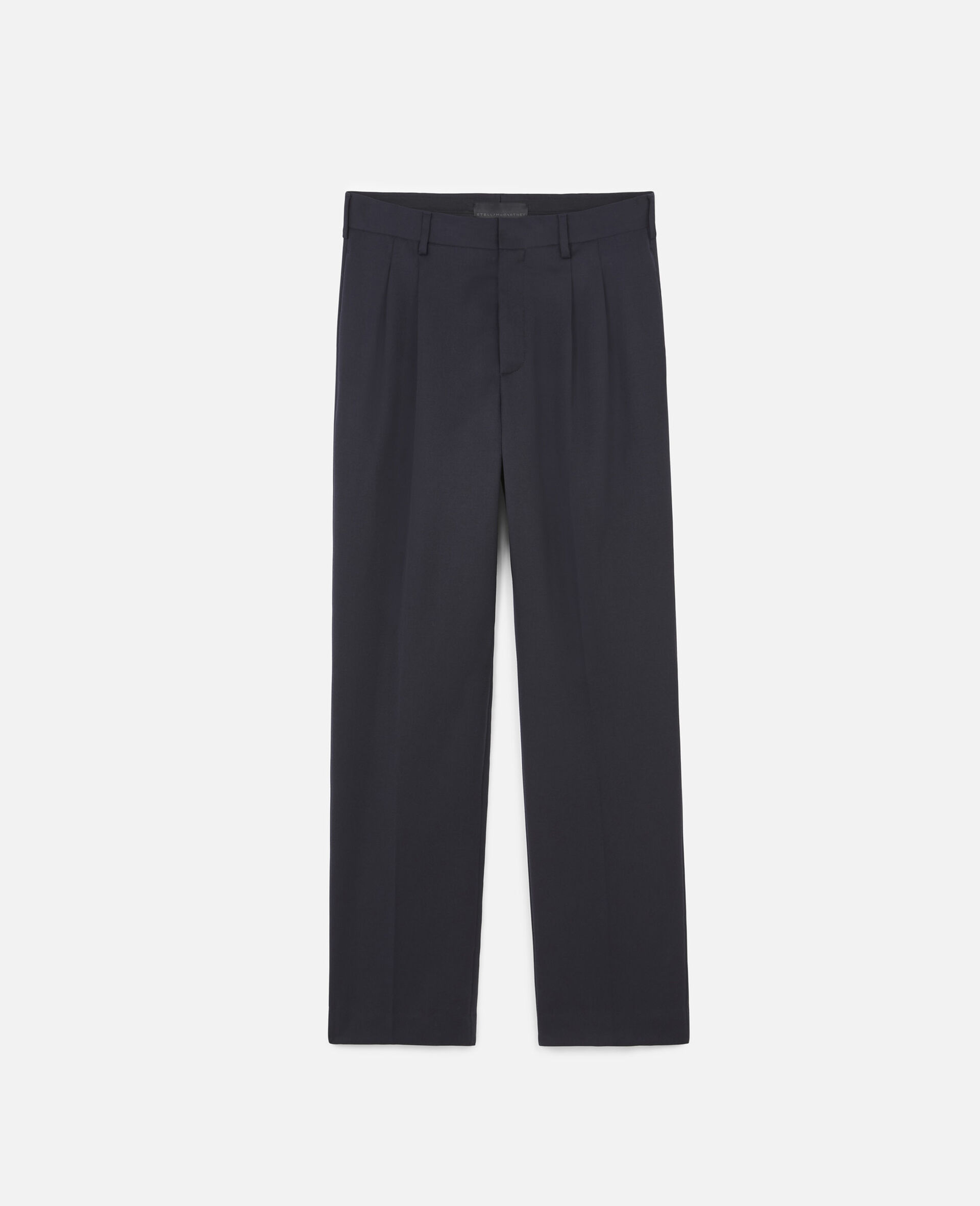 Julien Tailored Trousers-Blue-large image number 0