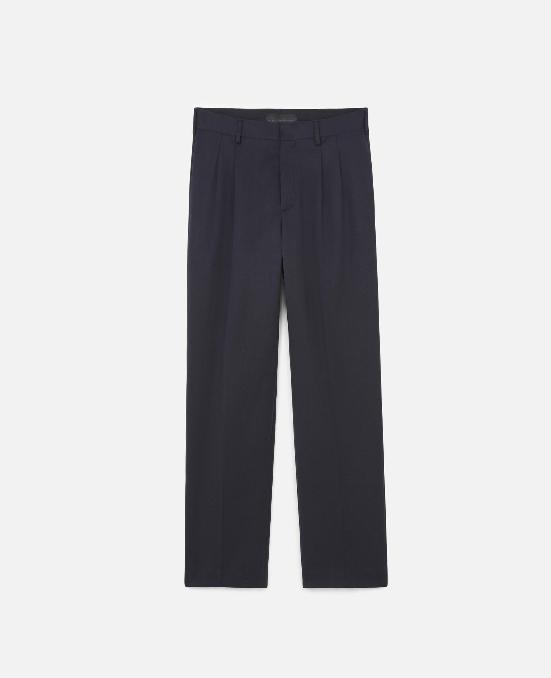 Julien Tailored Pants-Blue-large image number 0