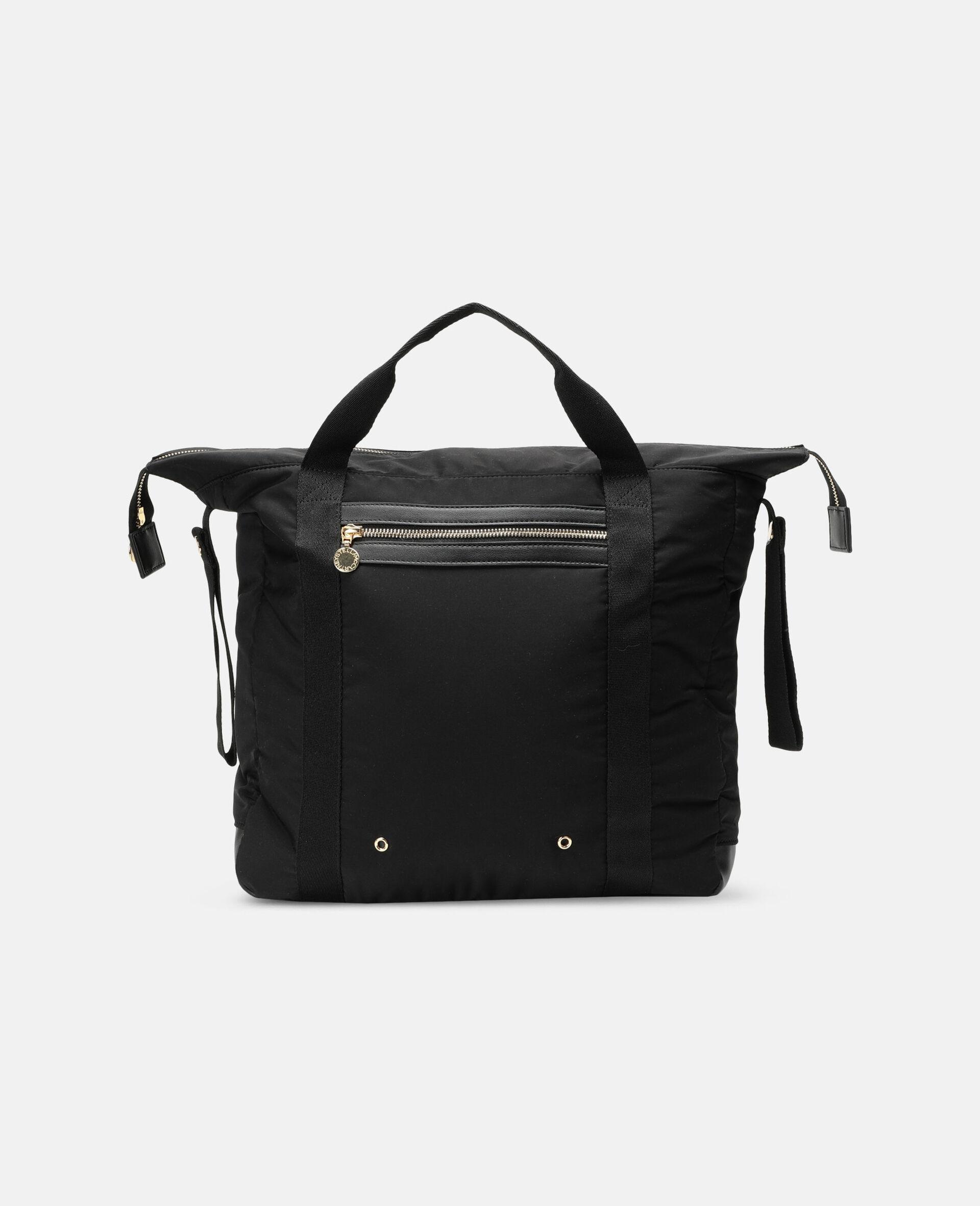 Diaper Backpack-Black-large image number 0