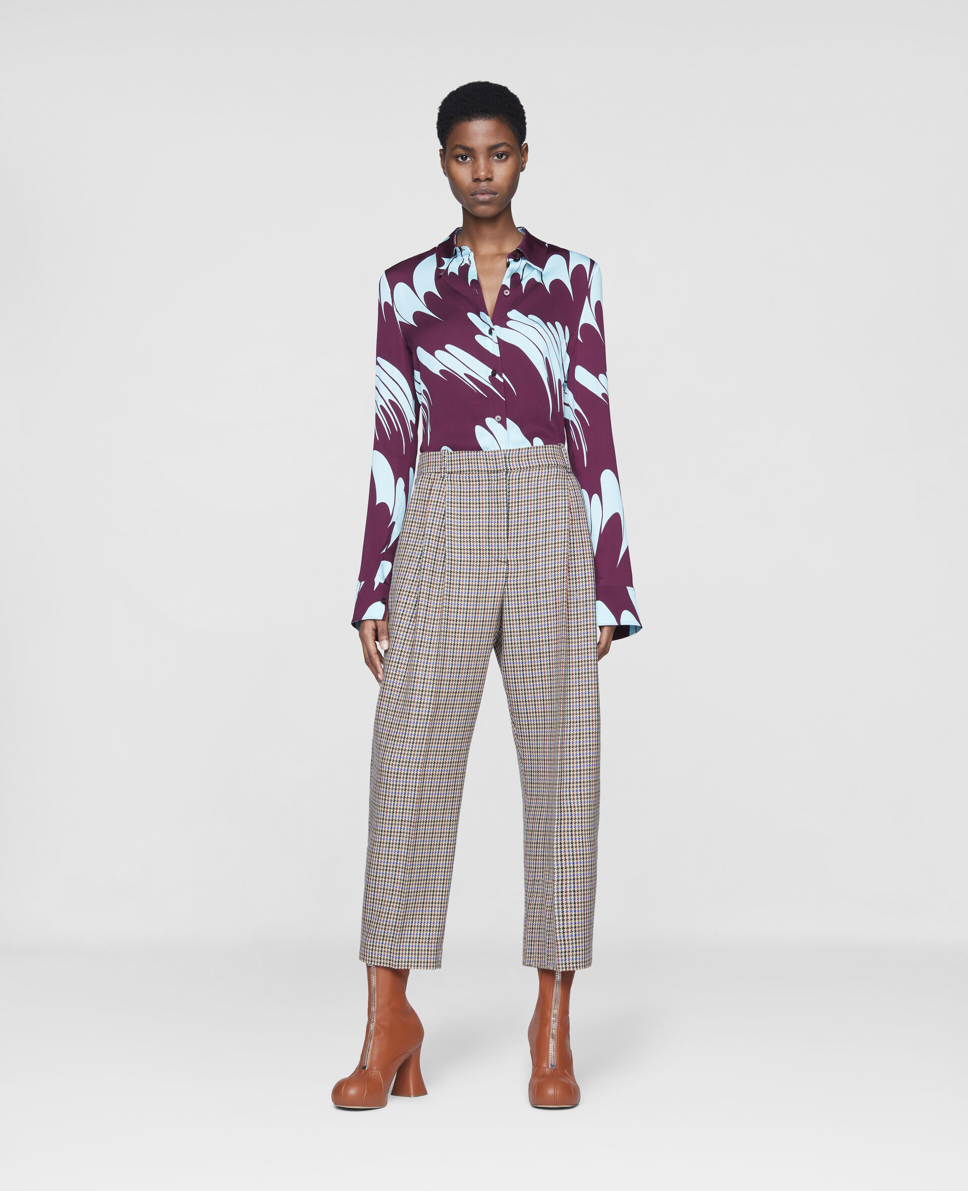 Daria Shirt-Multicolour-large image number 1