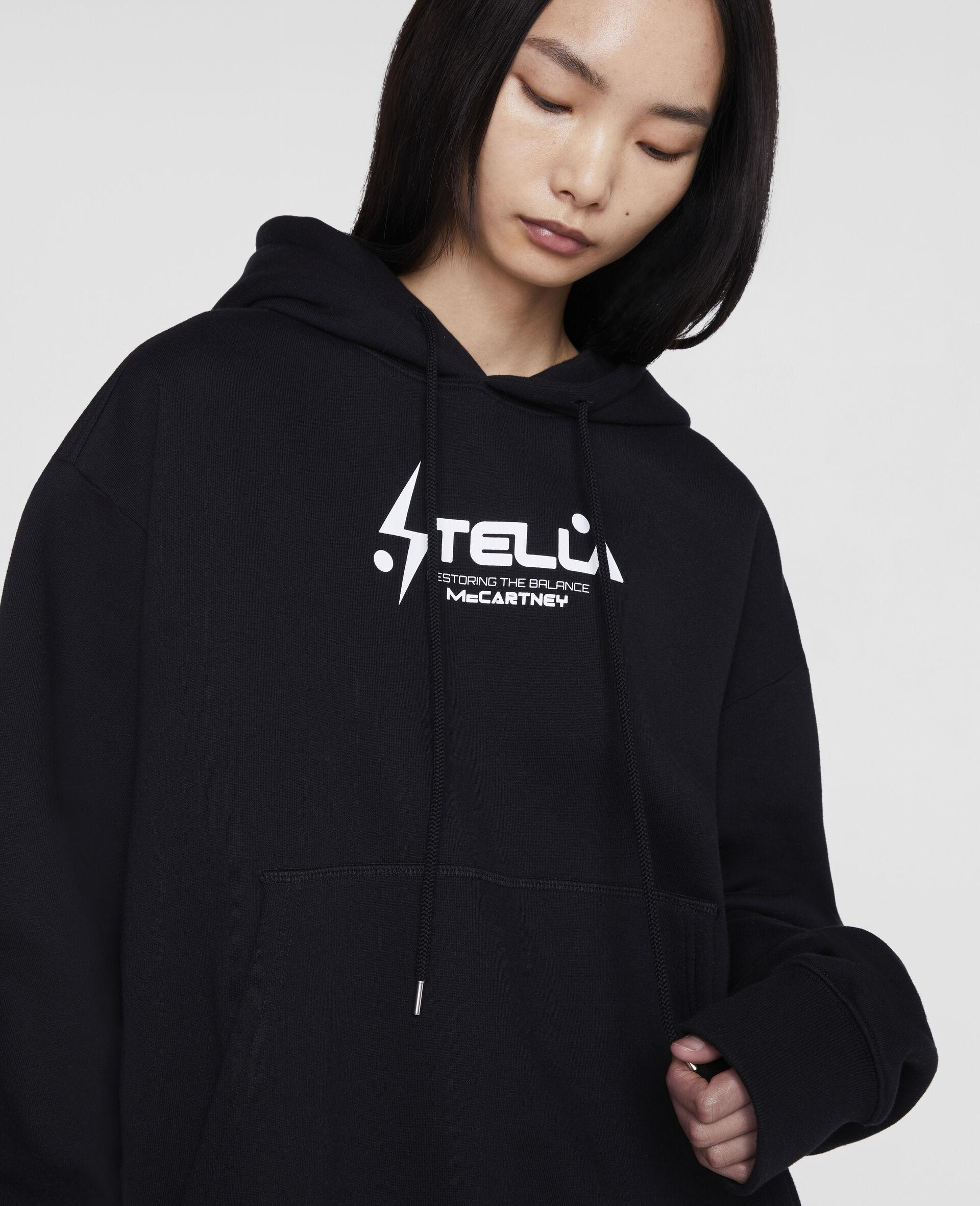 Tom Tosseyn Stella Logo Hoodie-Black-large image number 4