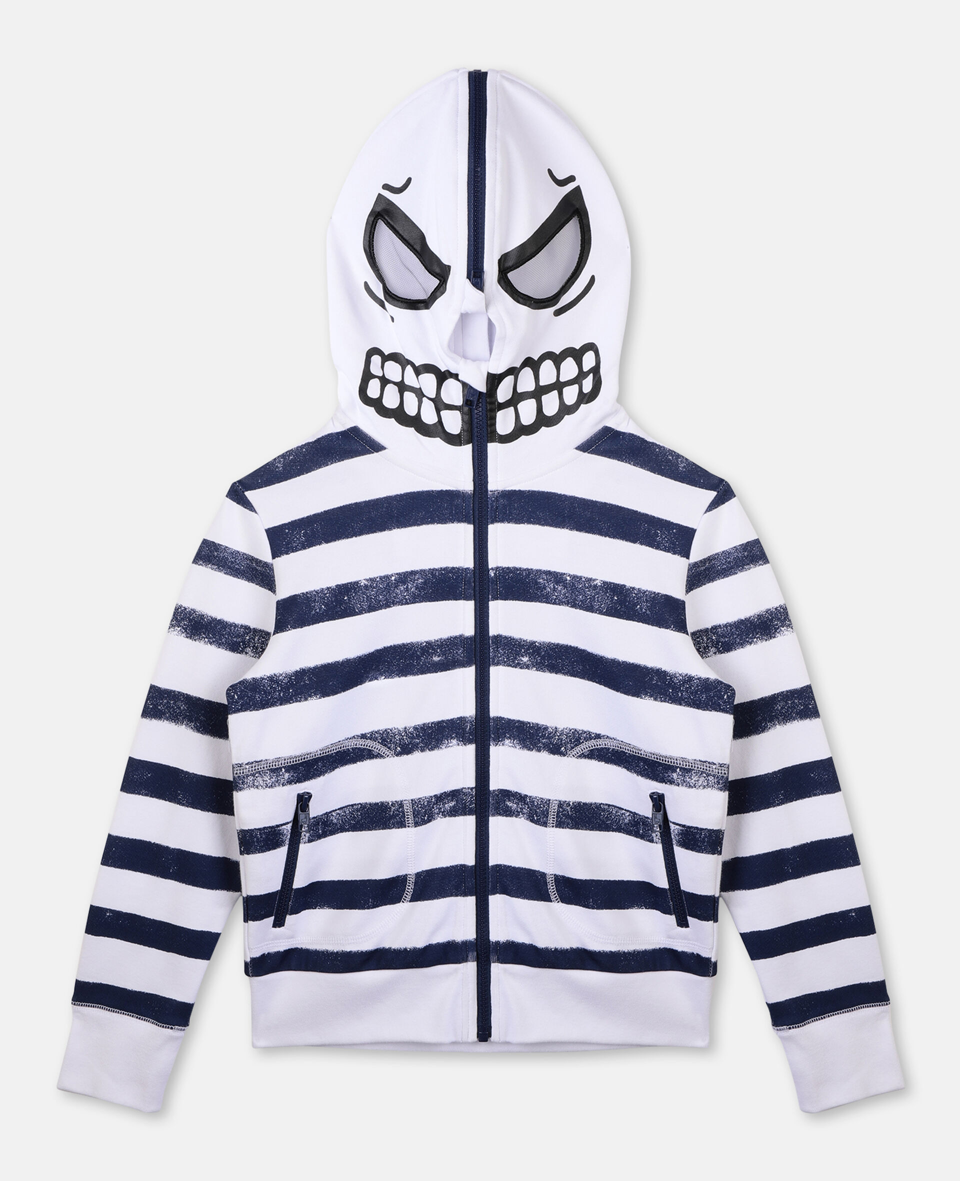 Pirate Cotton Hoodie -Multicolour-large image number 0