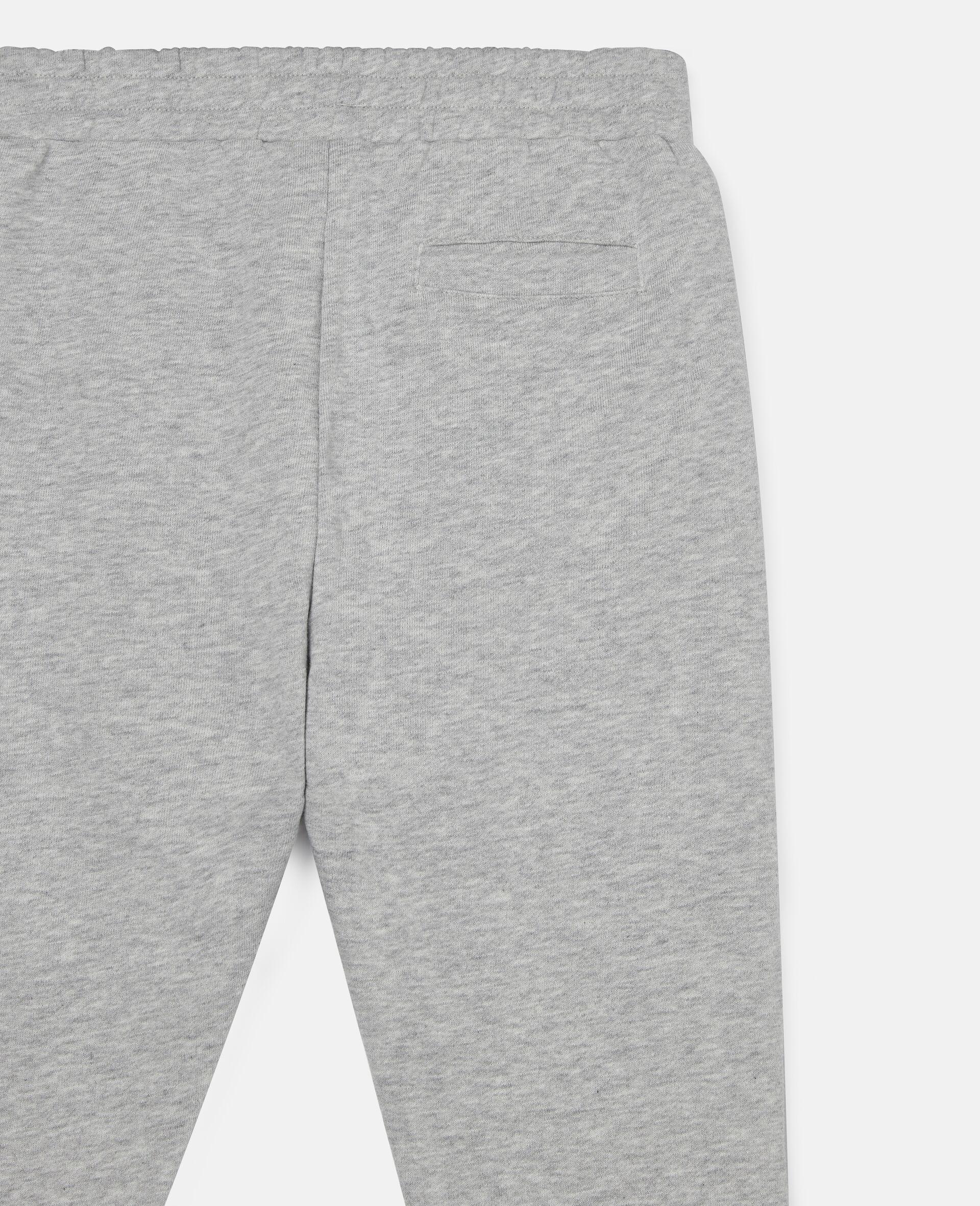 Fleece Joggers-Grey-large image number 1
