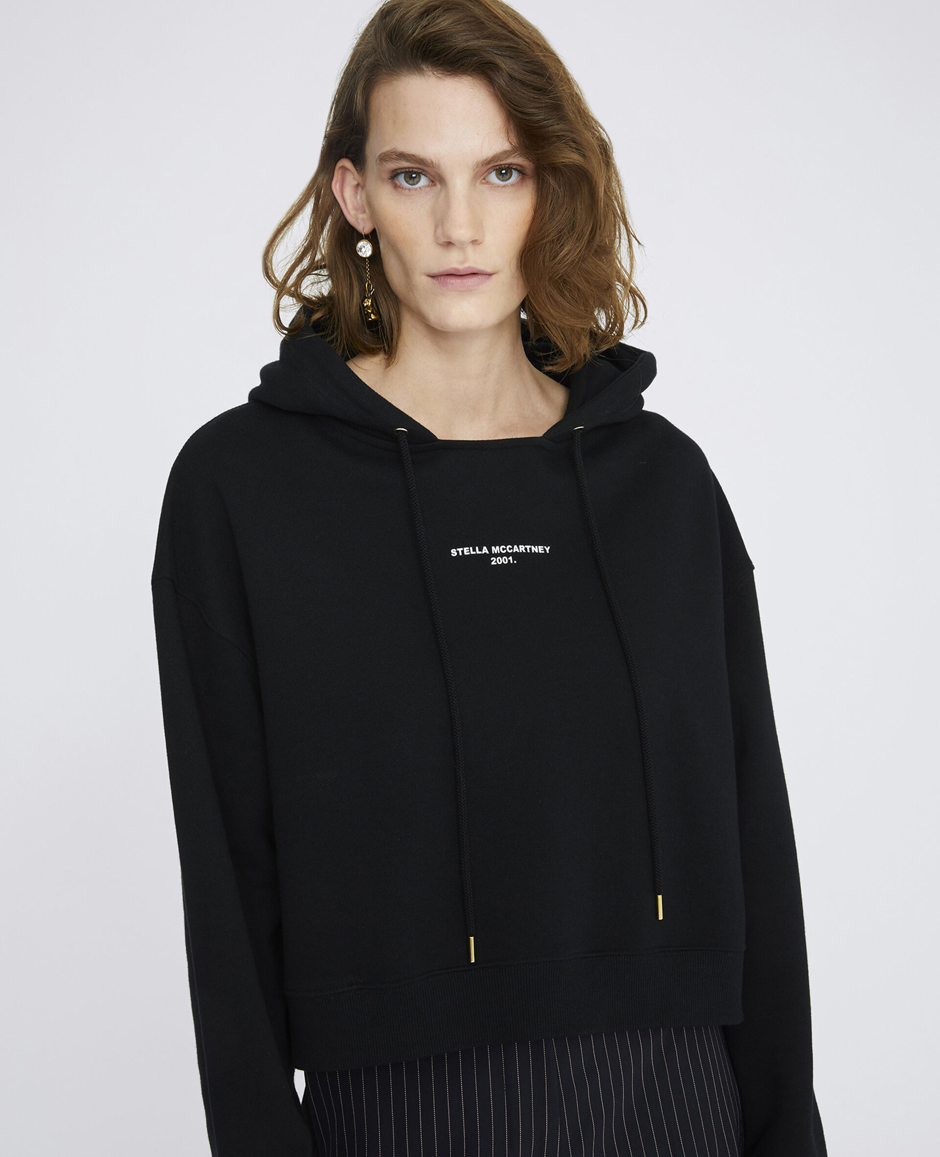 Stella McCartney 2001. Hoodie-Black-large image number 3