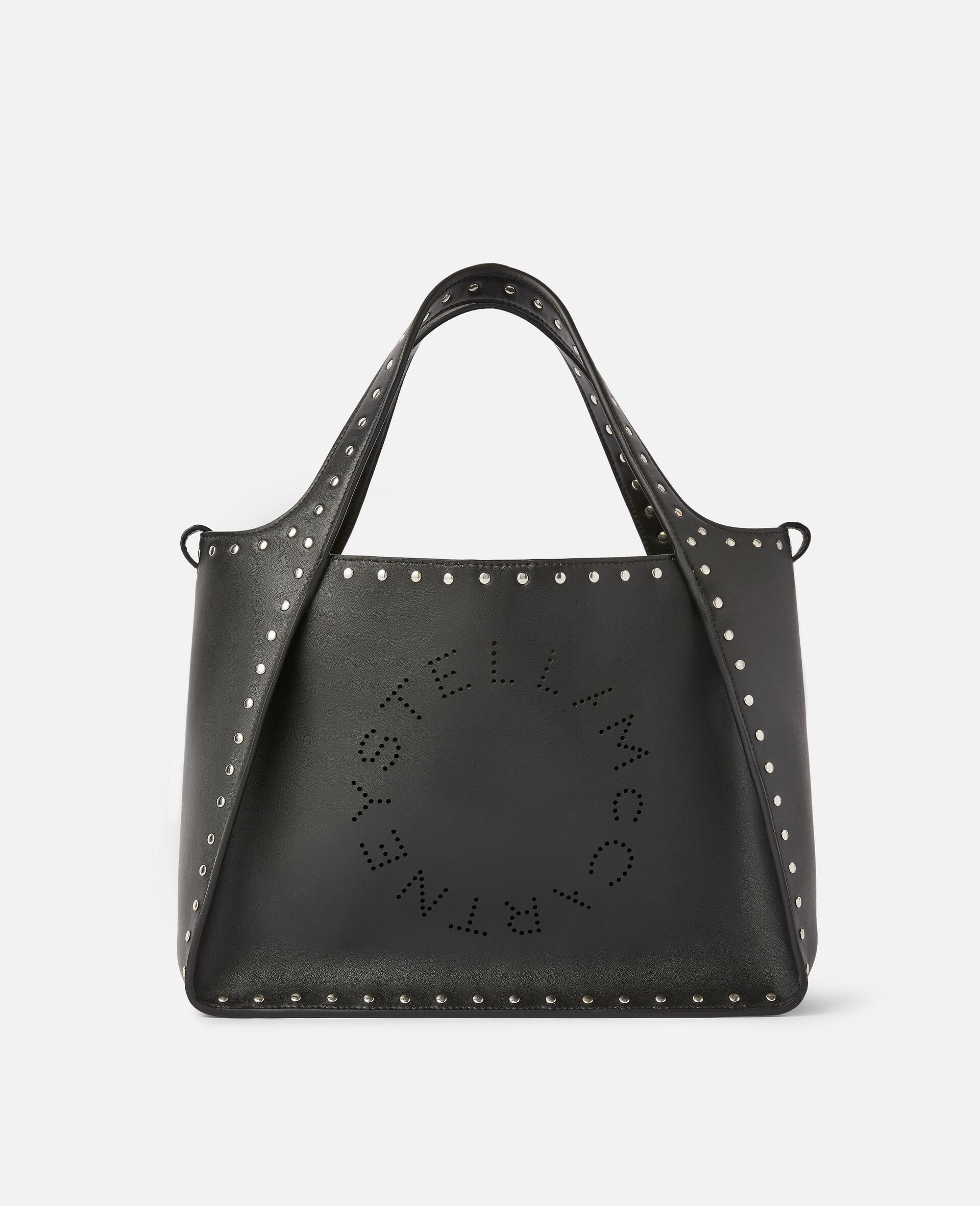Stella Logo Tote Bag -Black-large image number 0