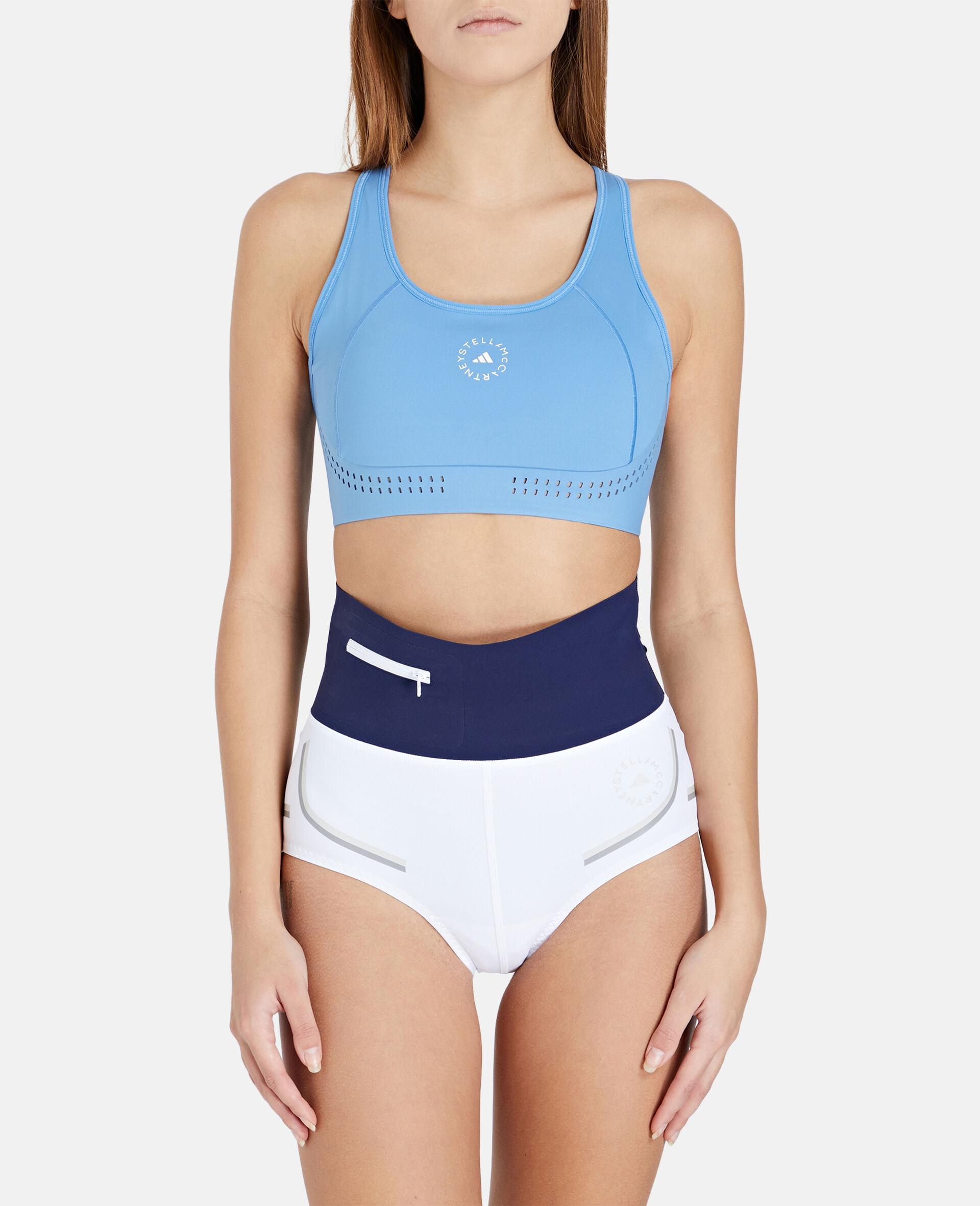 White Beach Defender Bikini Shorts-White-large image number 1
