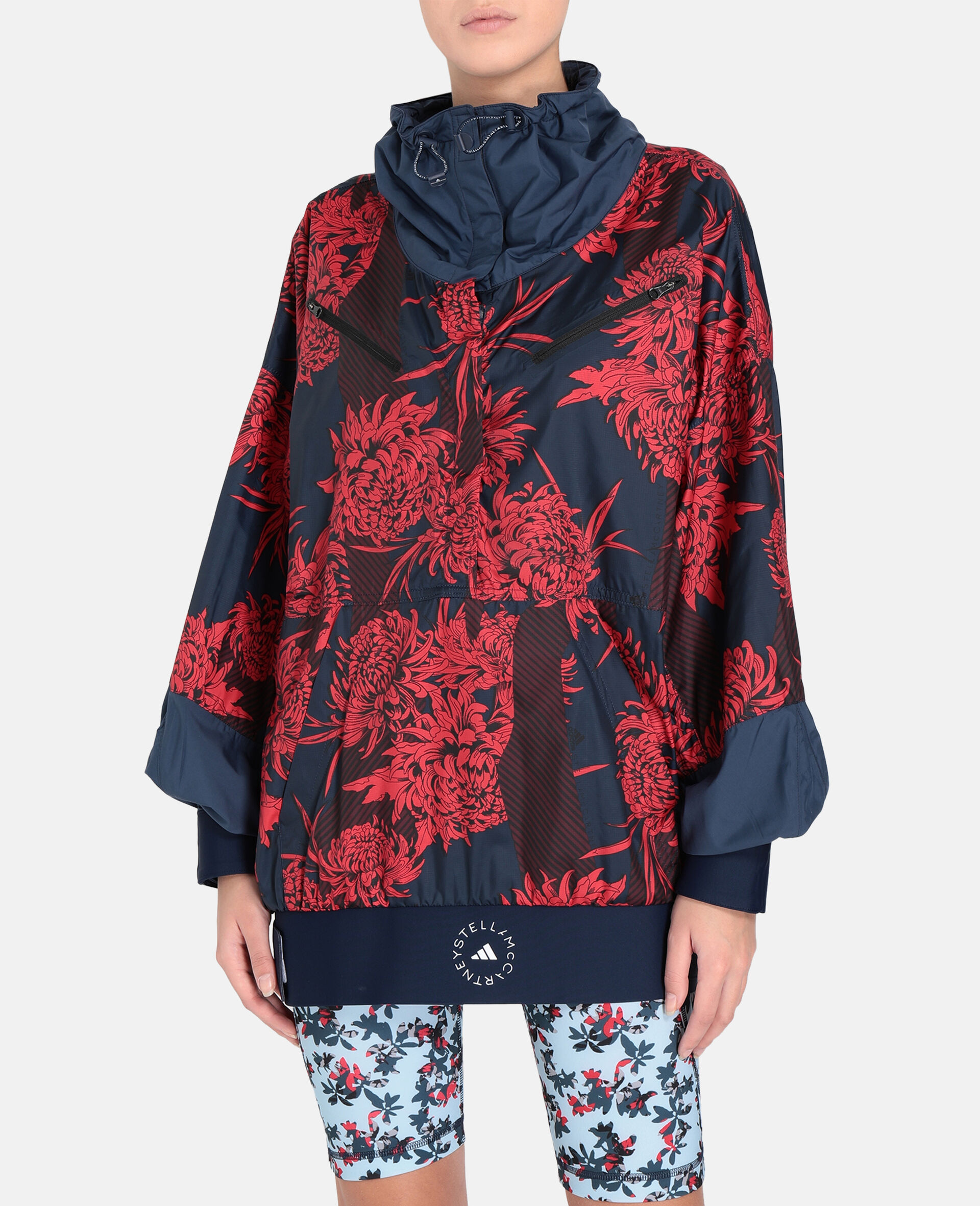 Future Playground Printed Jacket -Red-large image number 4