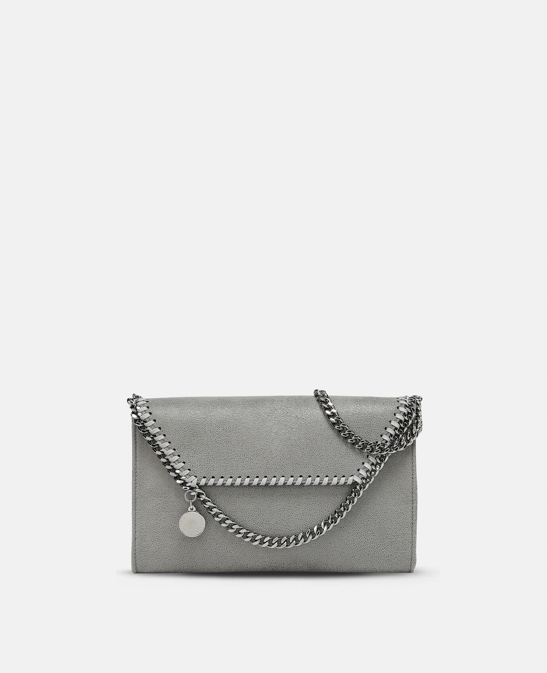 Falabella Mini Shoulder Bag-Beige-large image number 0