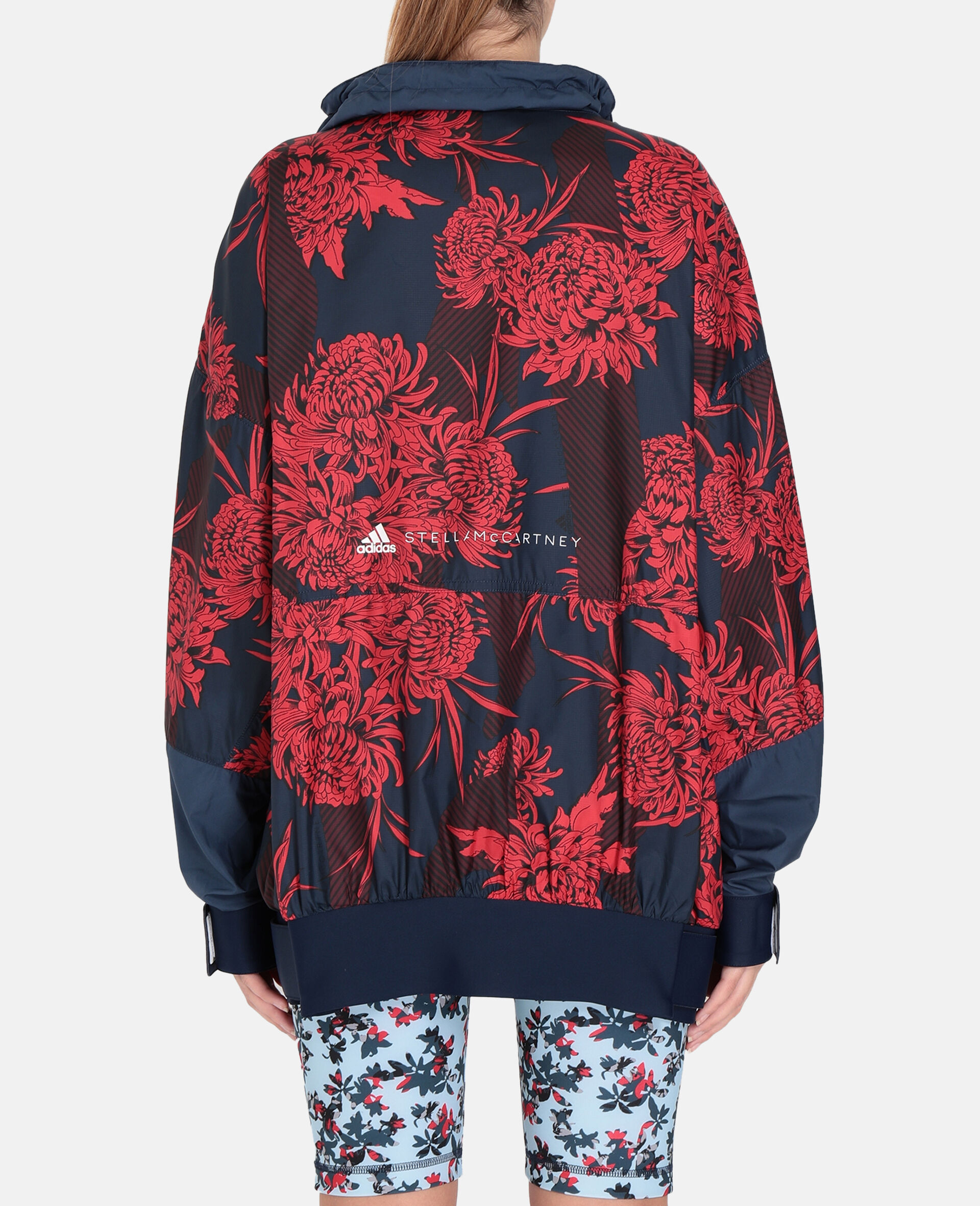 Future Playground Printed Jacket -Red-large image number 2
