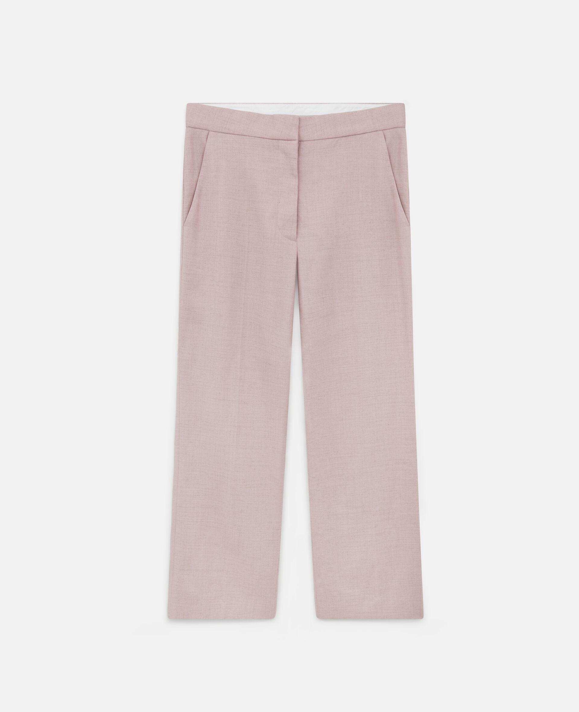 Carlie Tailored Trousers-Pink-large image number 0
