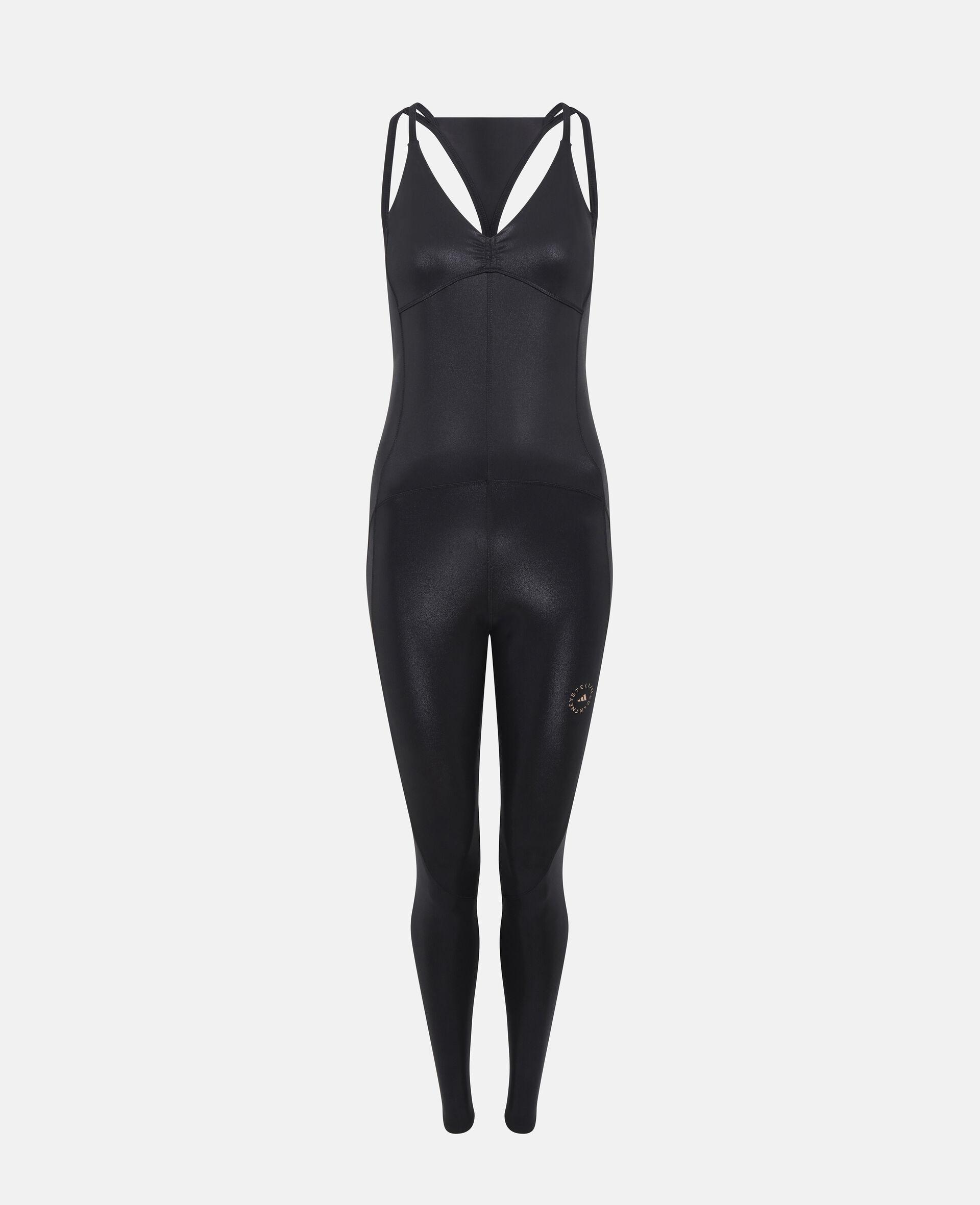 Black Training Bodysuit-Black-large image number 0