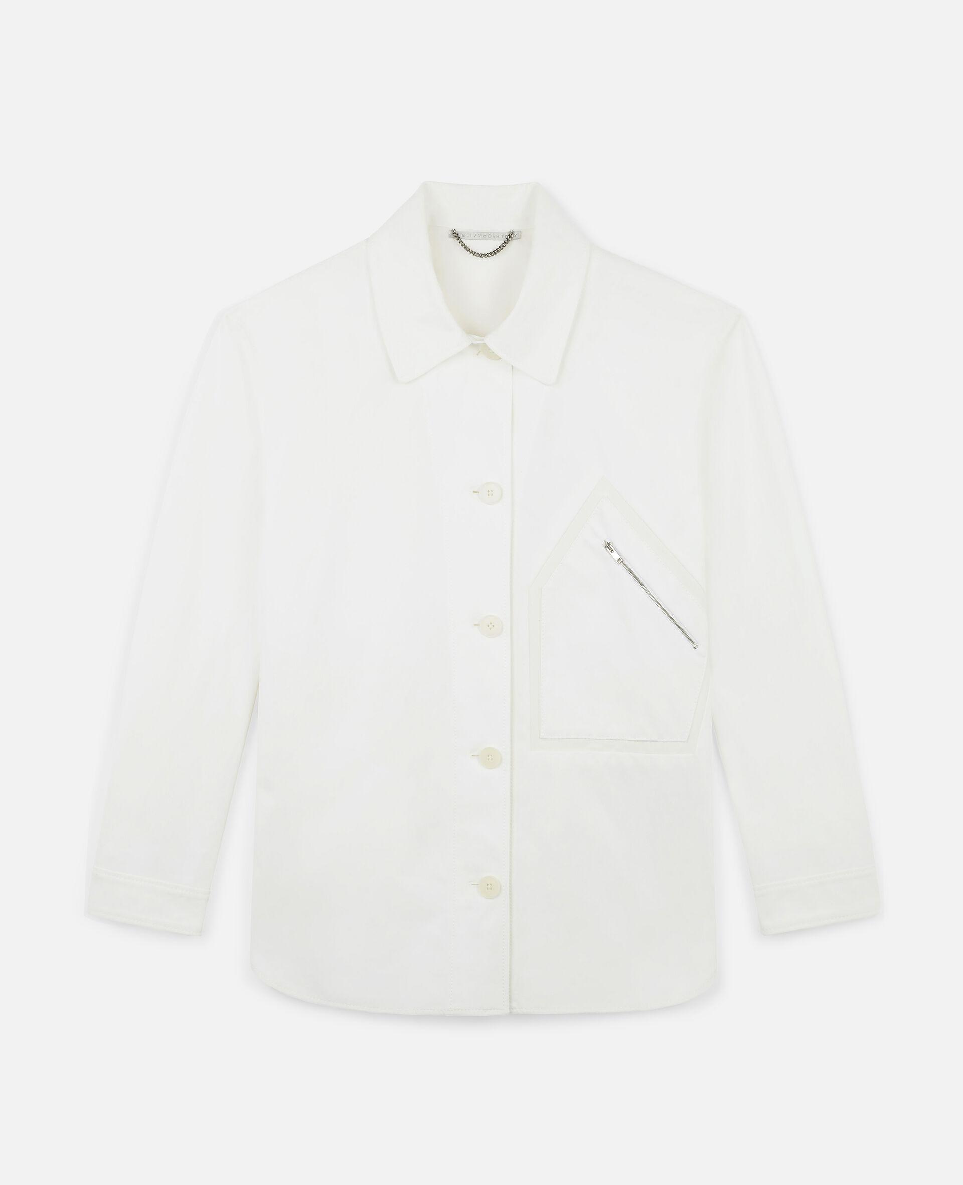 Bailey Jacket-White-large image number 0