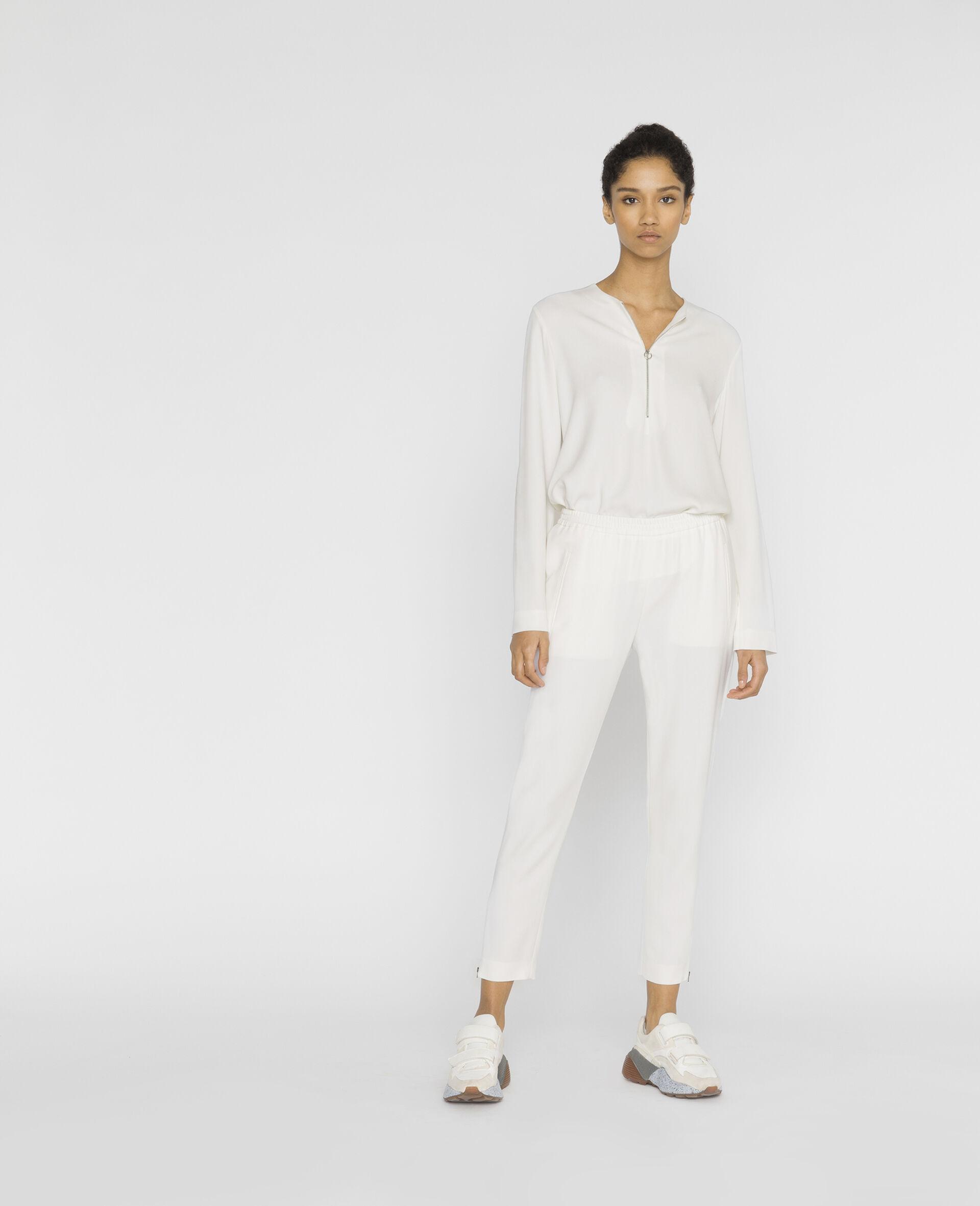 Pantaloni Tamara-Nero-large image number 1