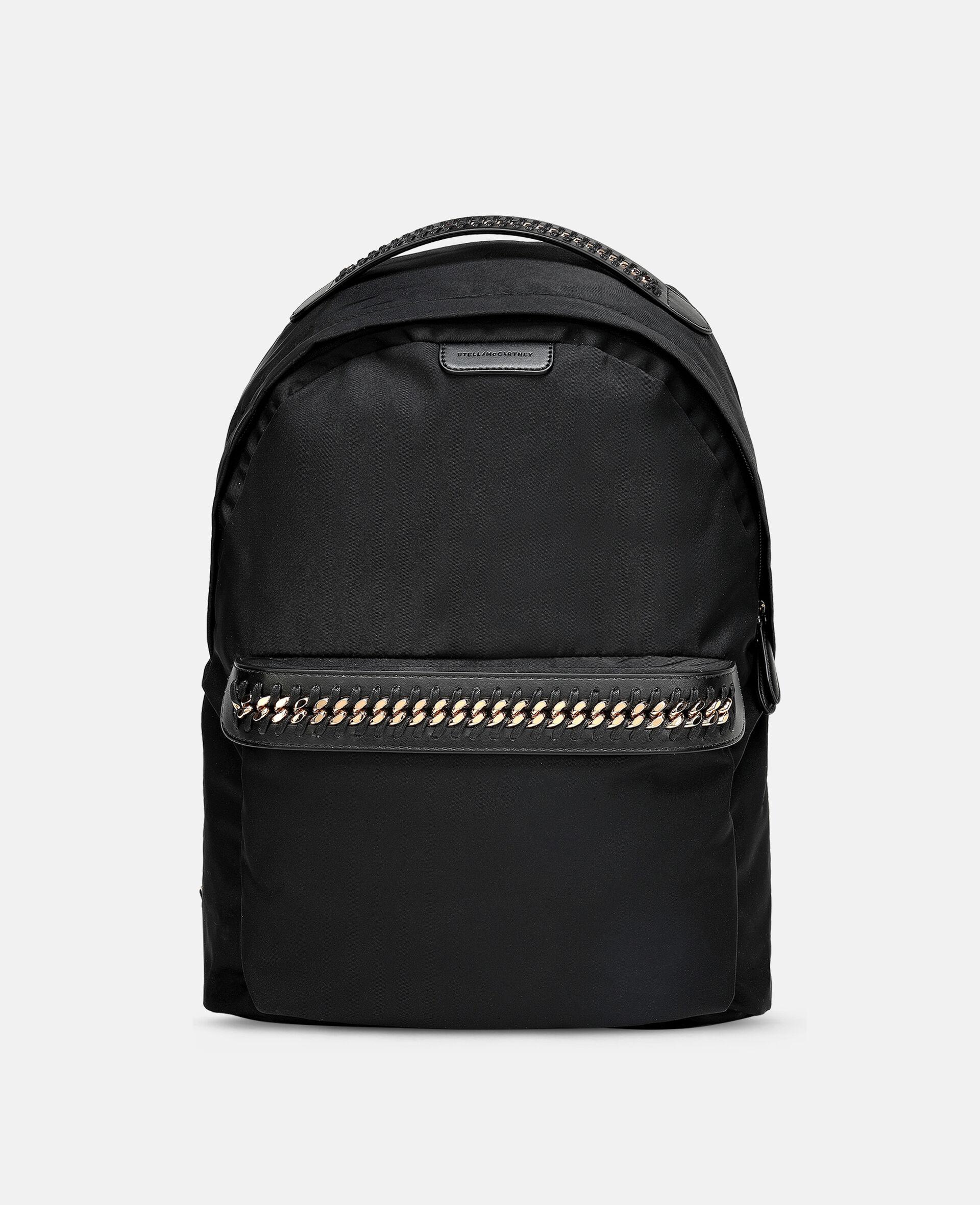 Falabella Logo Go Backpack-Black-large image number 0