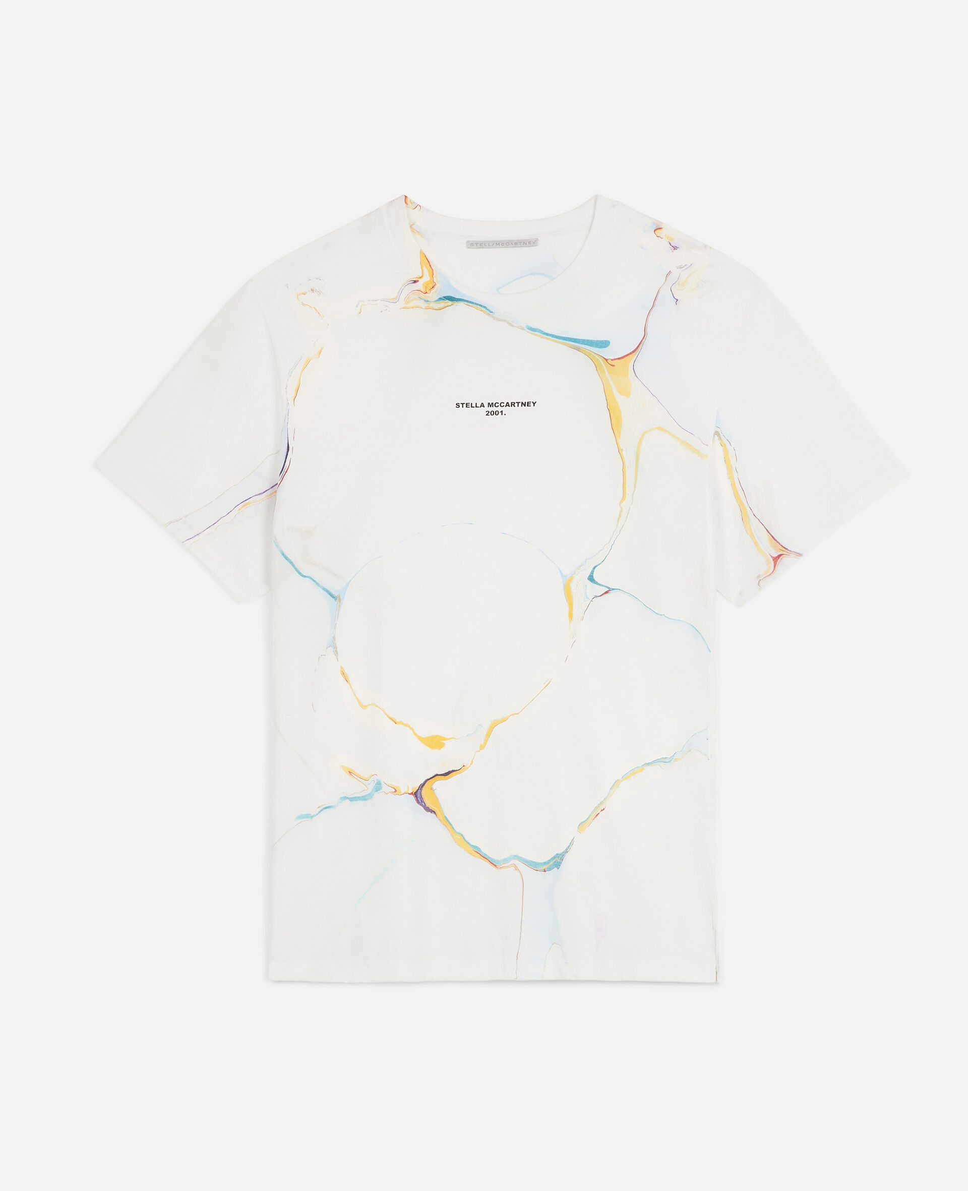 'Stella McCartney 2001.' T-shirt-White-large image number 0