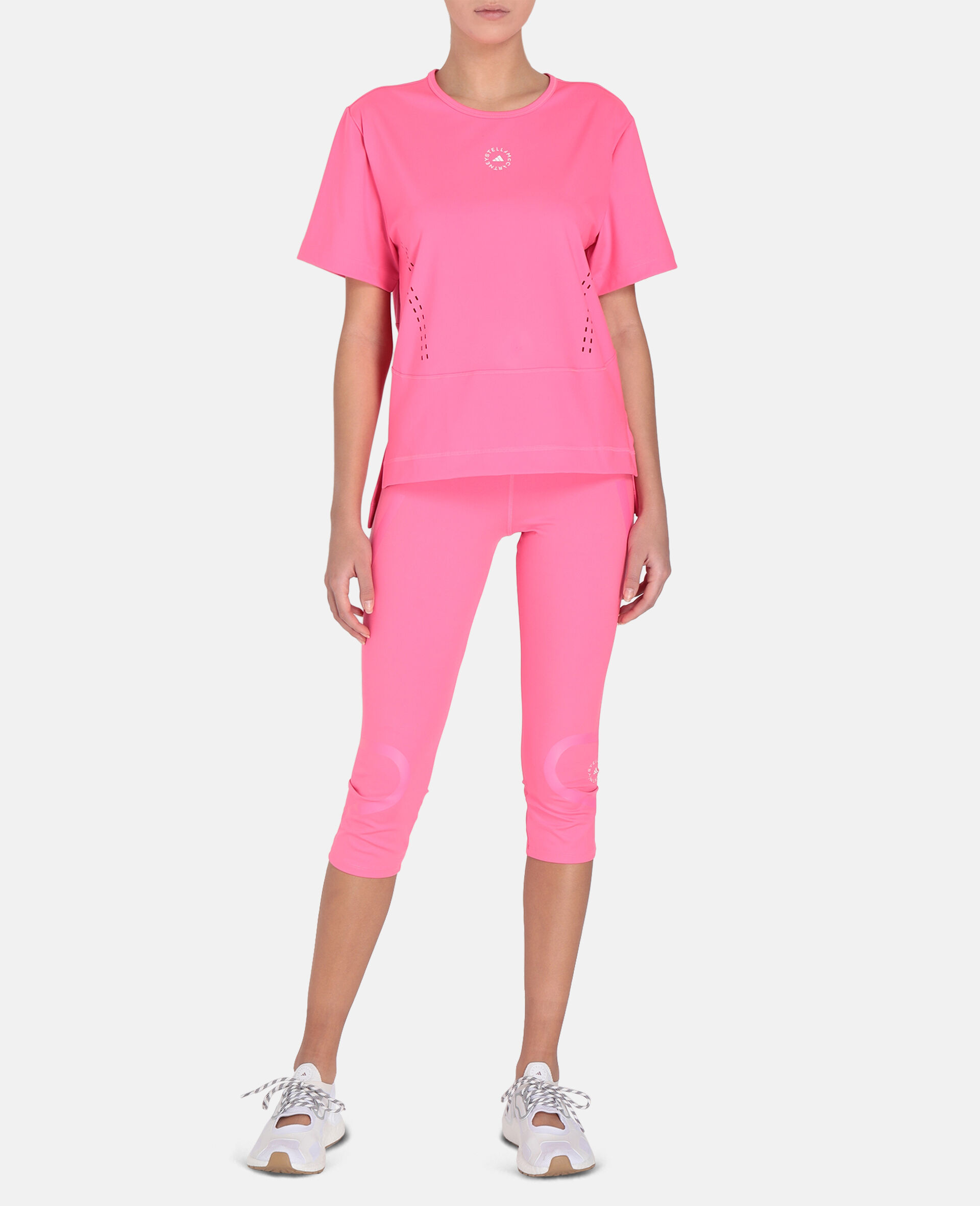 TrueStrength Loose T-Shirt-Pink-large image number 1