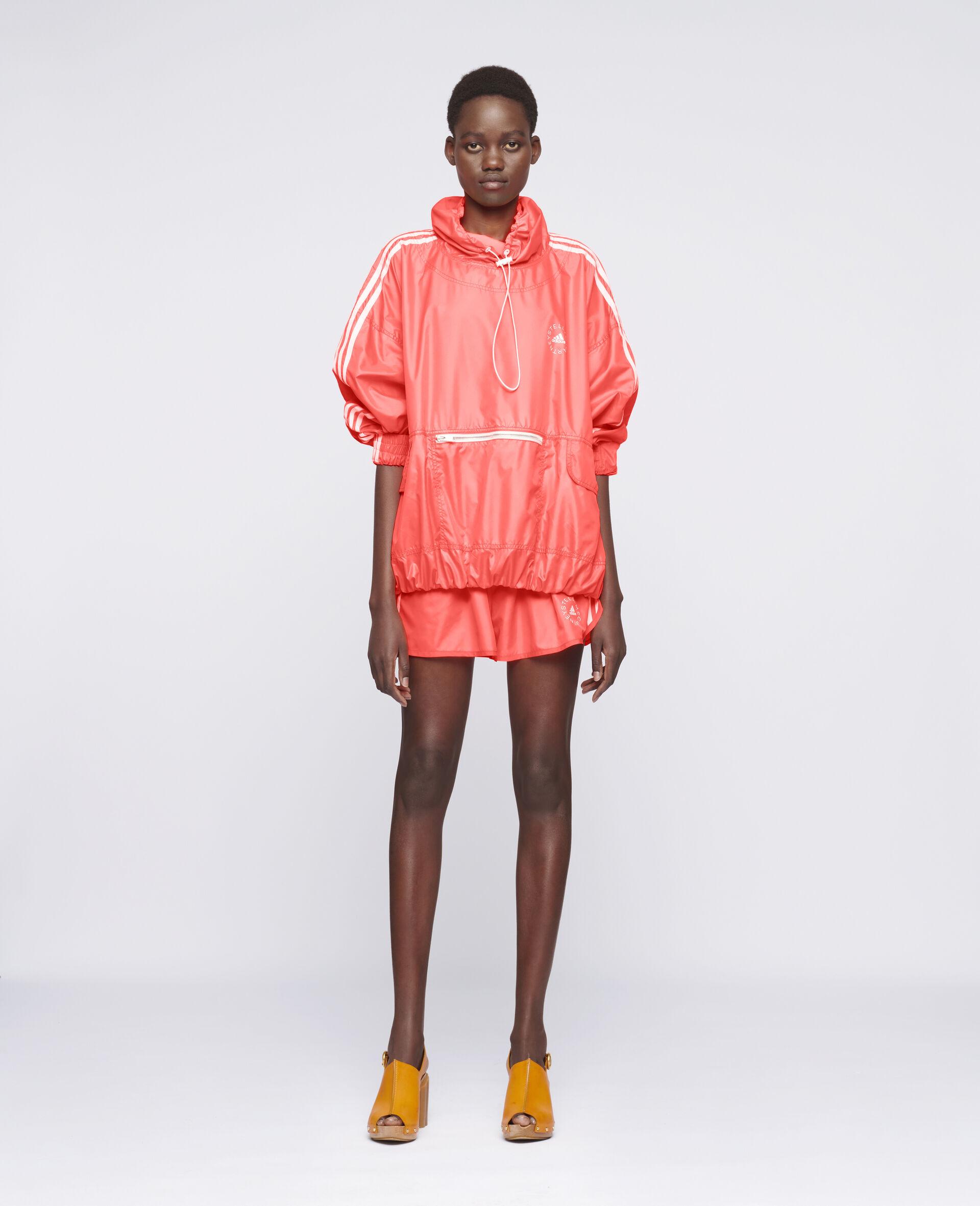 Josie Shorts-Red-large image number 1