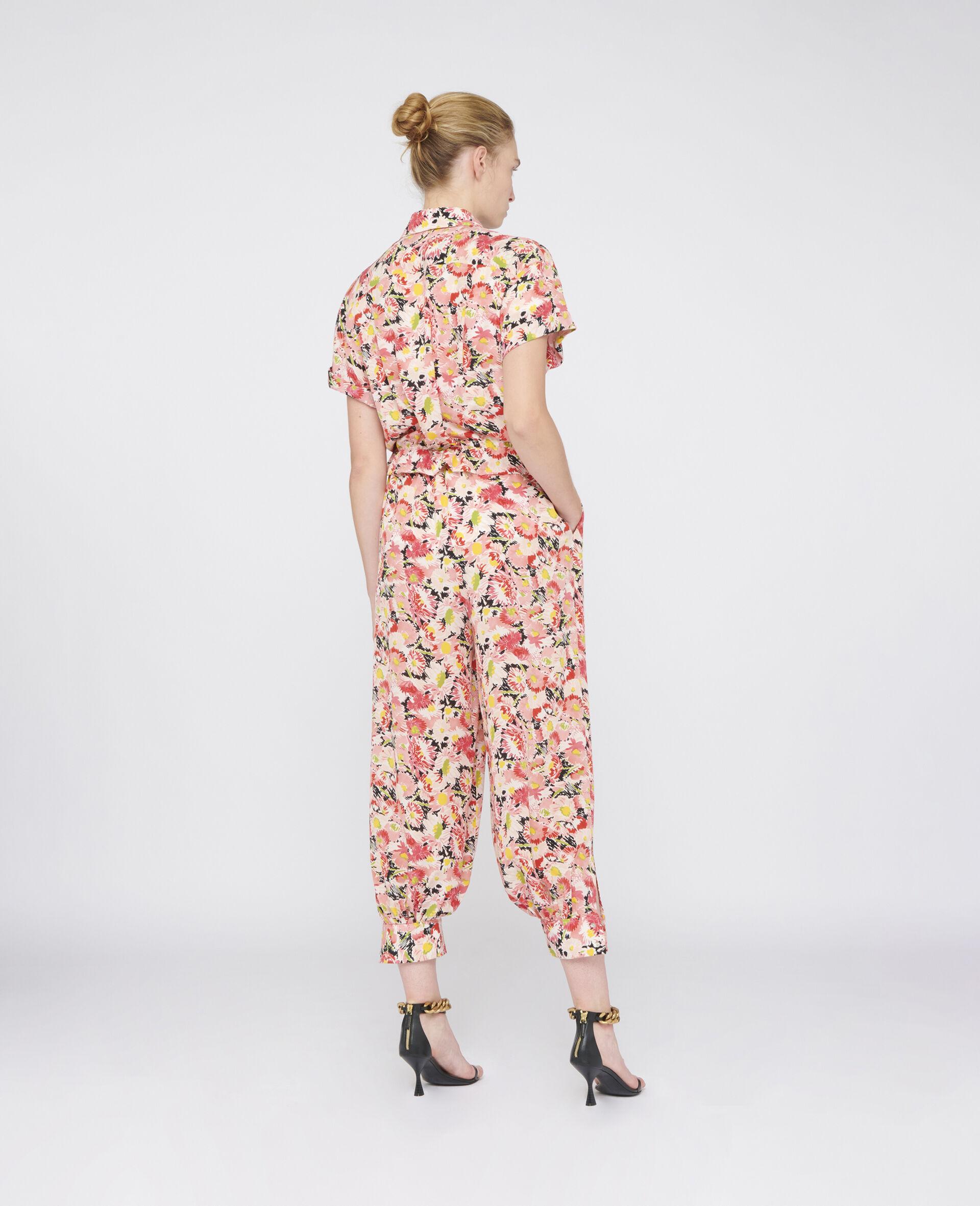 Johanna Silk Jumpsuit-Multicolour-large image number 2