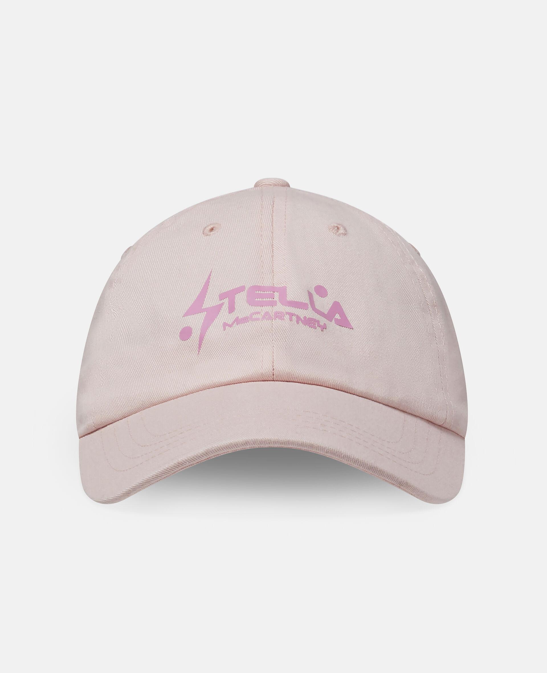 Cappello da Baseball con Logo Stella Tom Tosseyn-Rosa-large image number 0