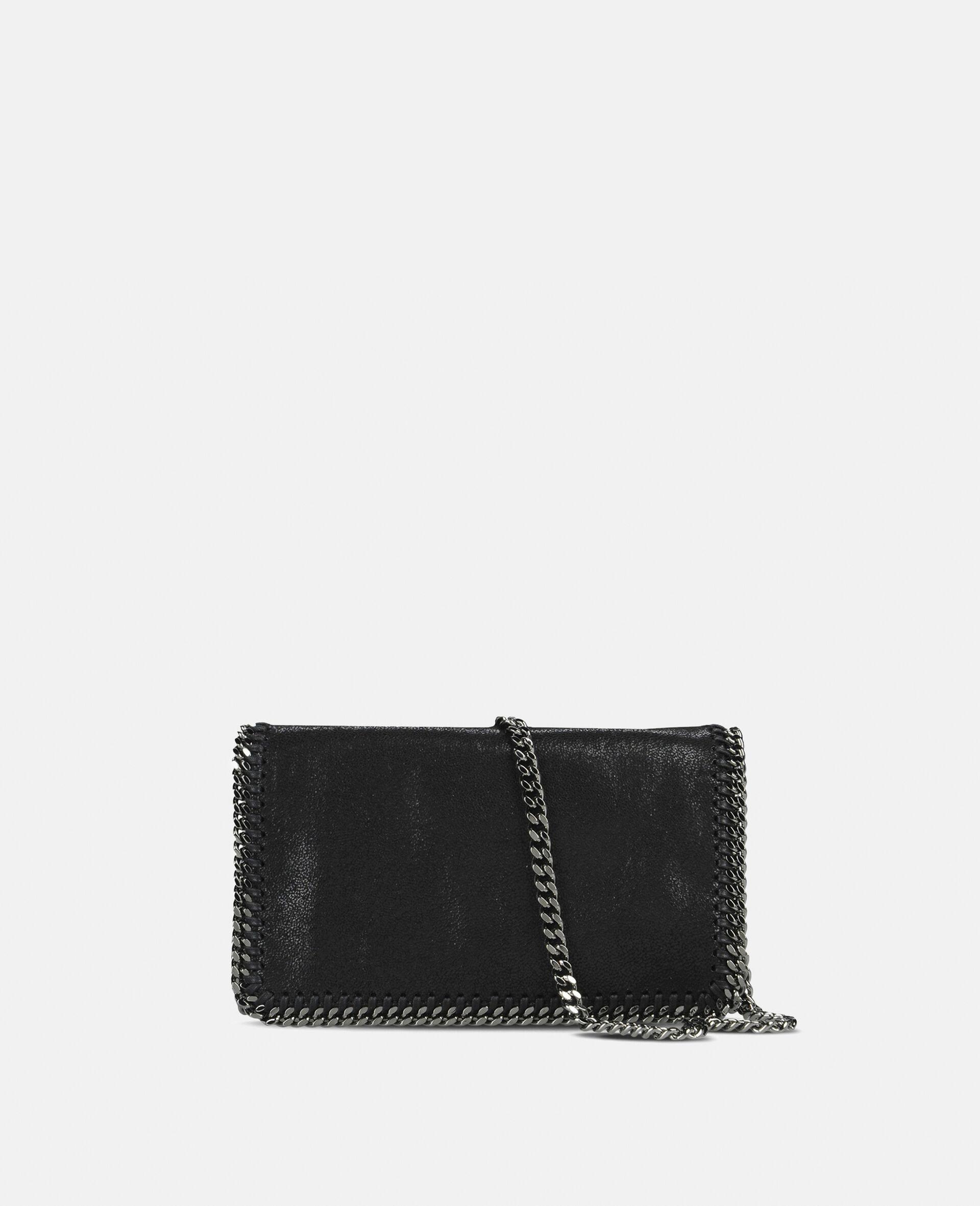 Falabella Shoulder Bag -Black-large image number 0