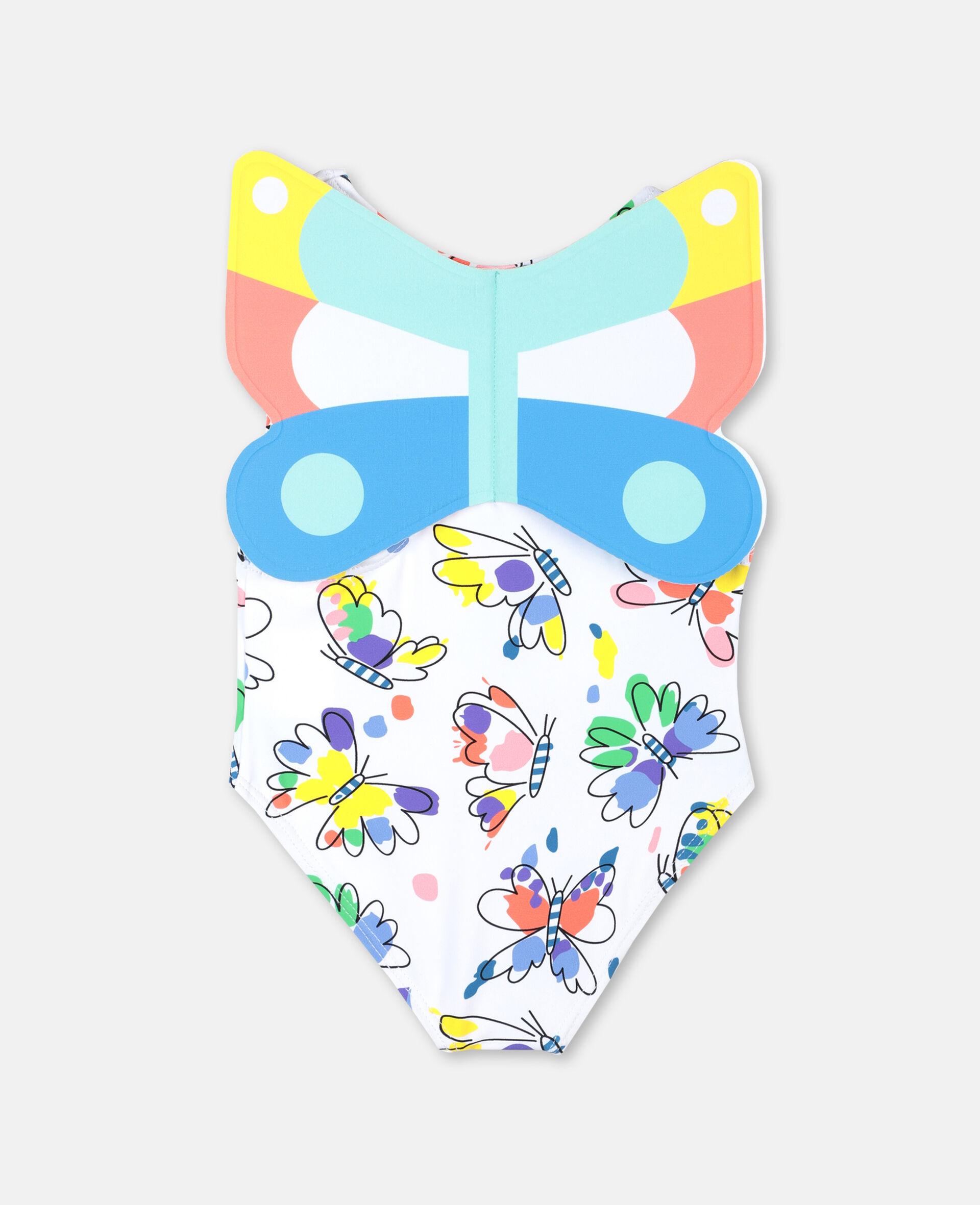 Schmetterling-Badeanzug für Babys-Bunt-large image number 4
