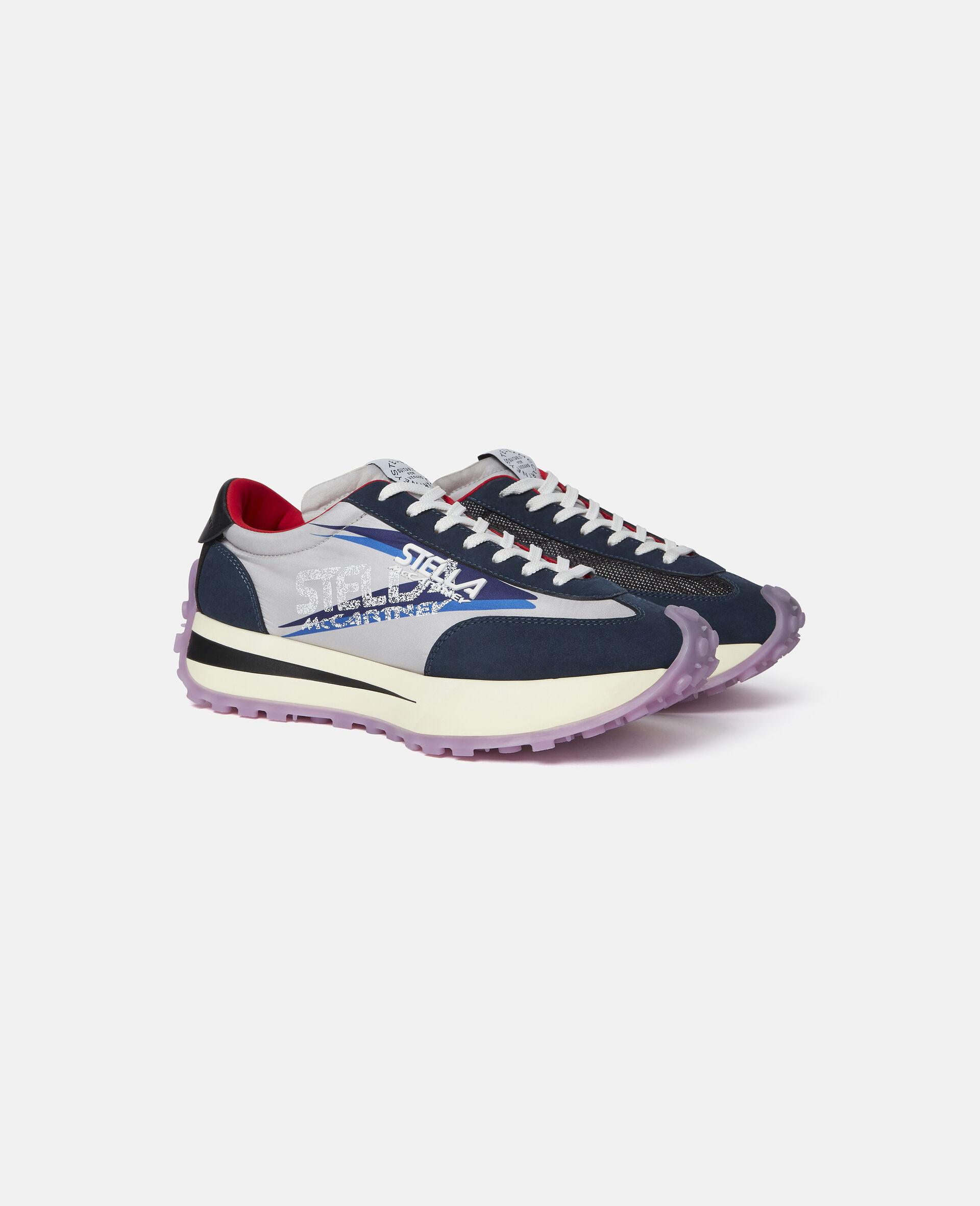 Reclypse Sneakers-Purple-large image number 1