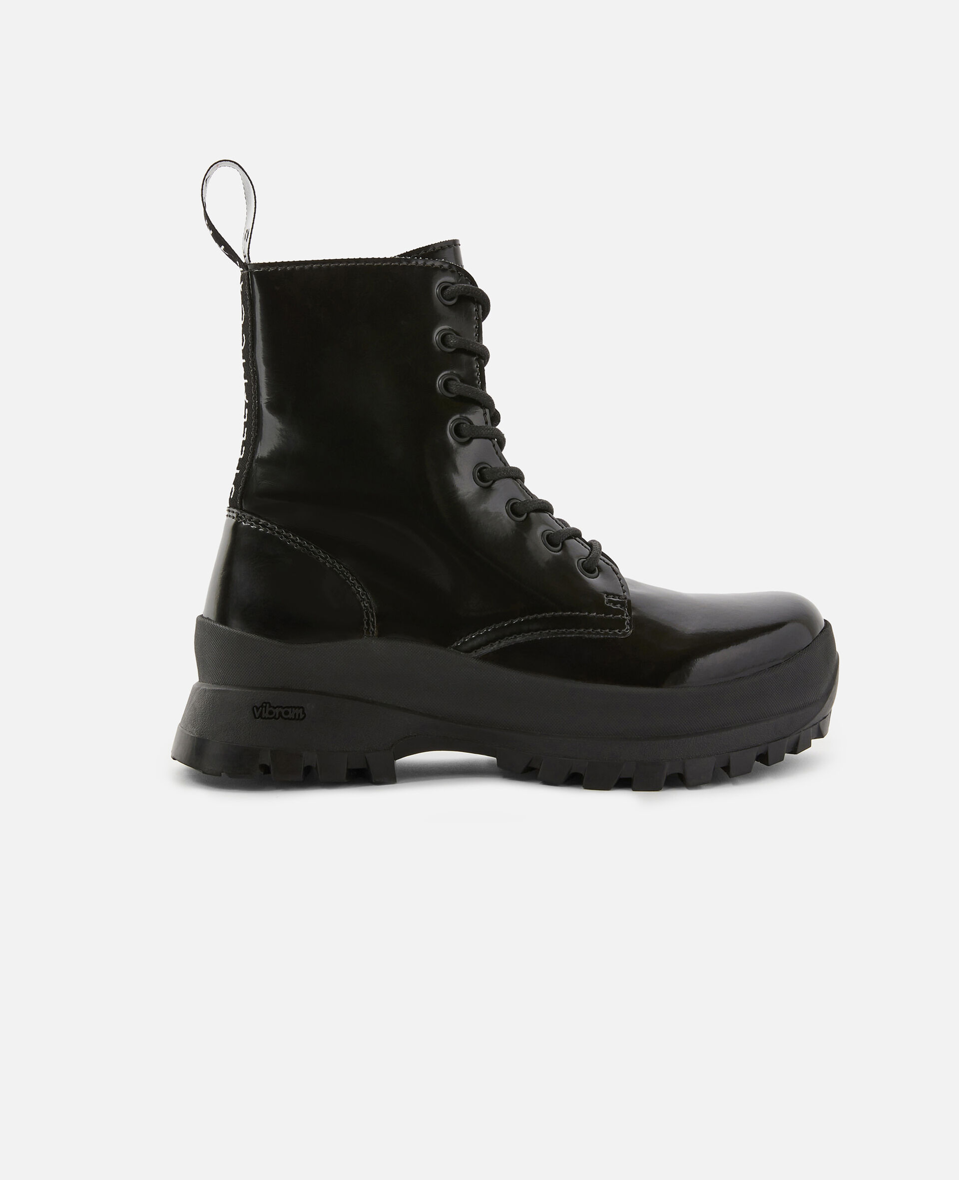 Trace Logo Boots-Black-large