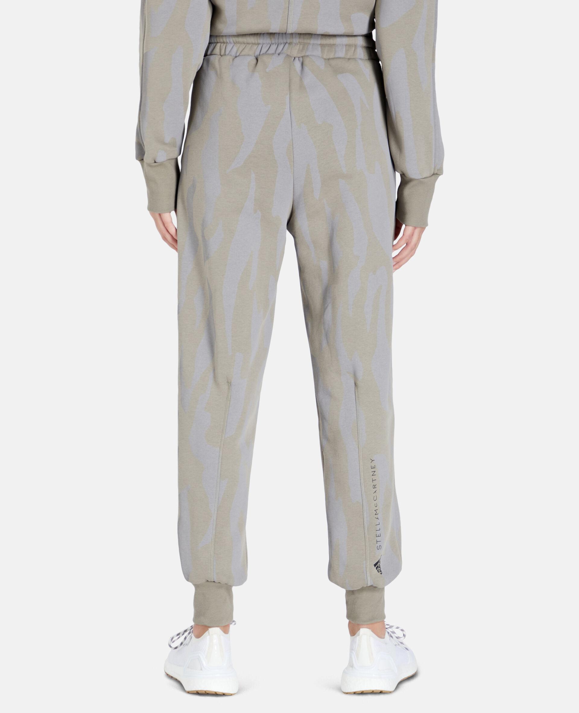 Gray Training Sweatpants-Grey-large image number 2