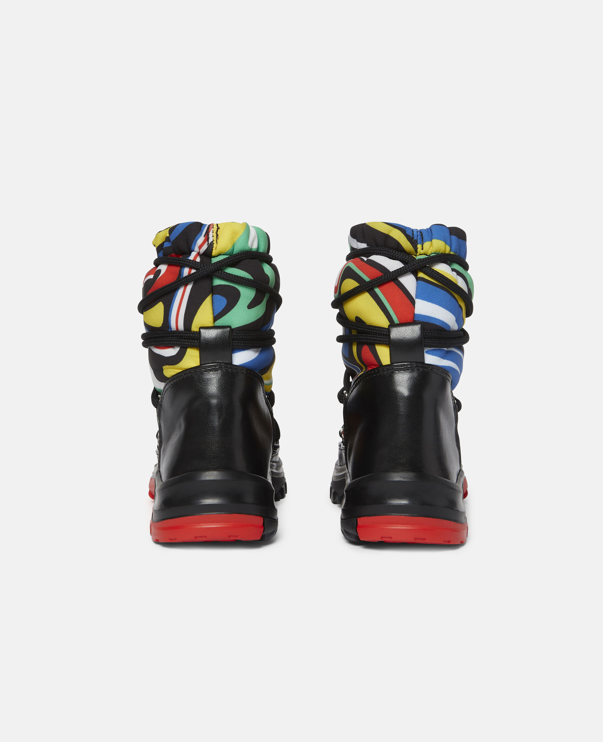 Marble Ski Boots-Multicolour-large image number 2