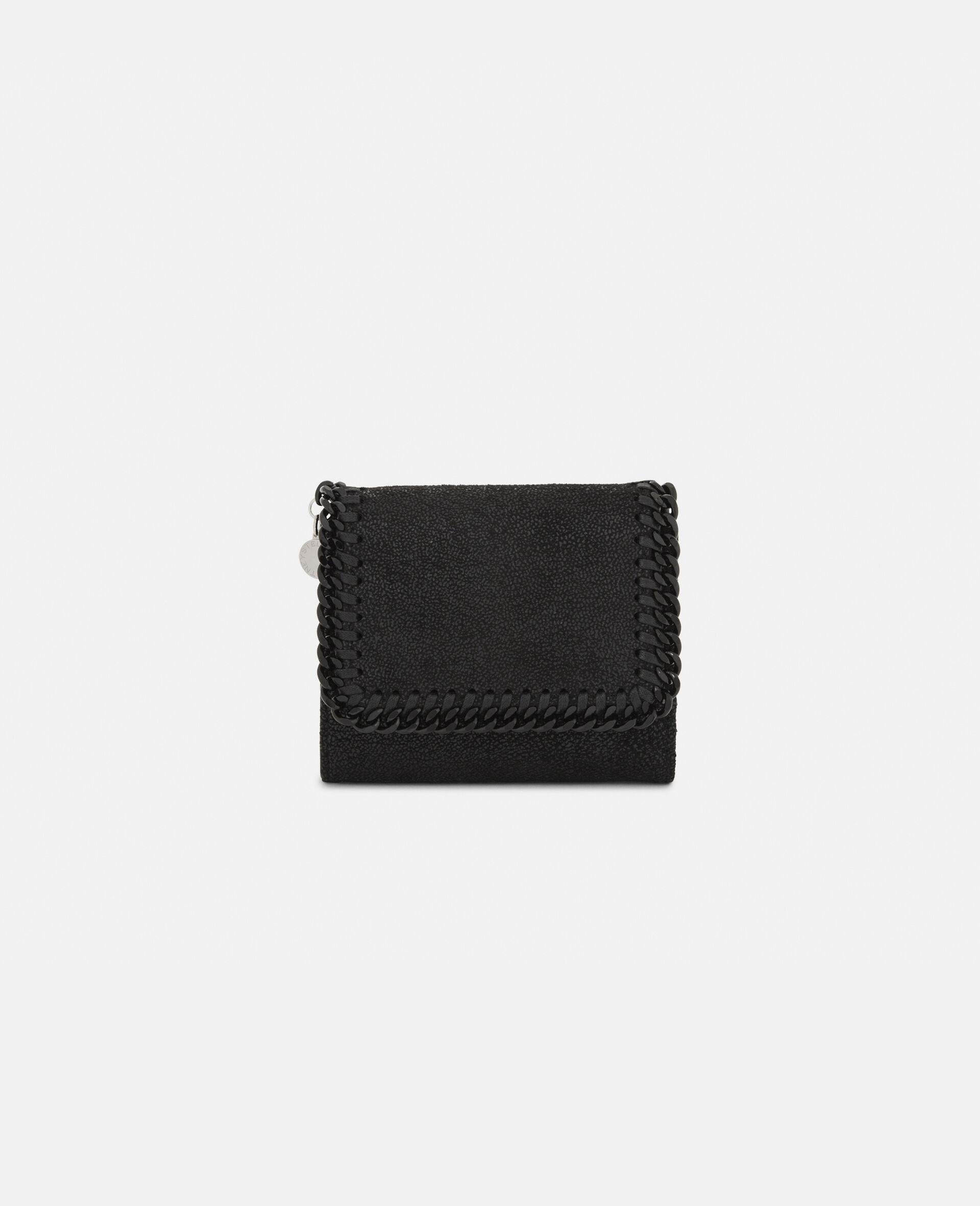 Kleines Brieftasche Falabella-Schwarz-large image number 0