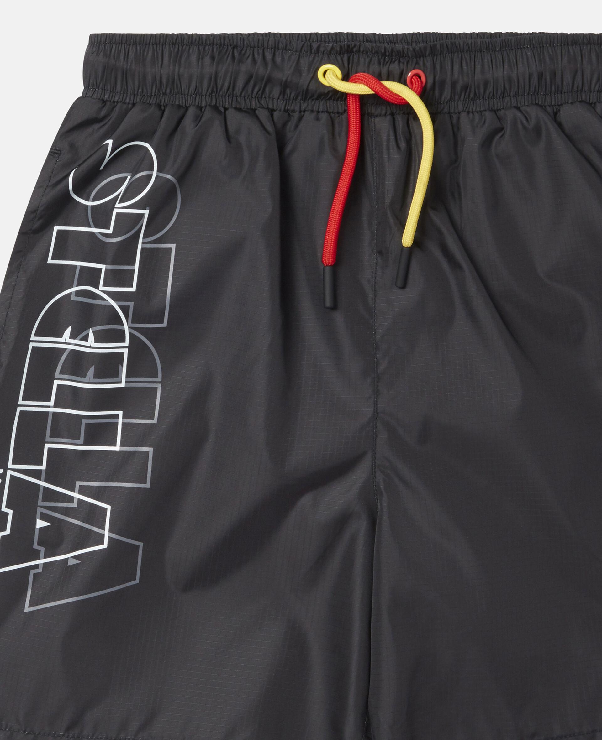 Stella Sport Swim Shorts-Black-large image number 1