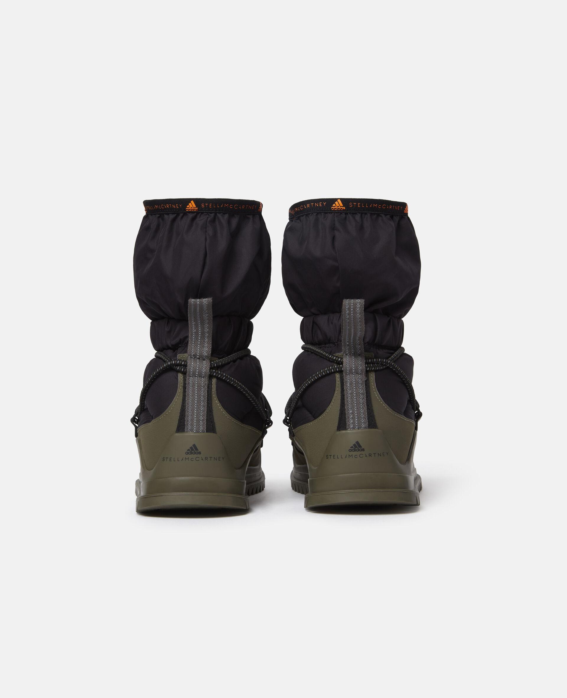 Winter Boots-Black-large image number 4