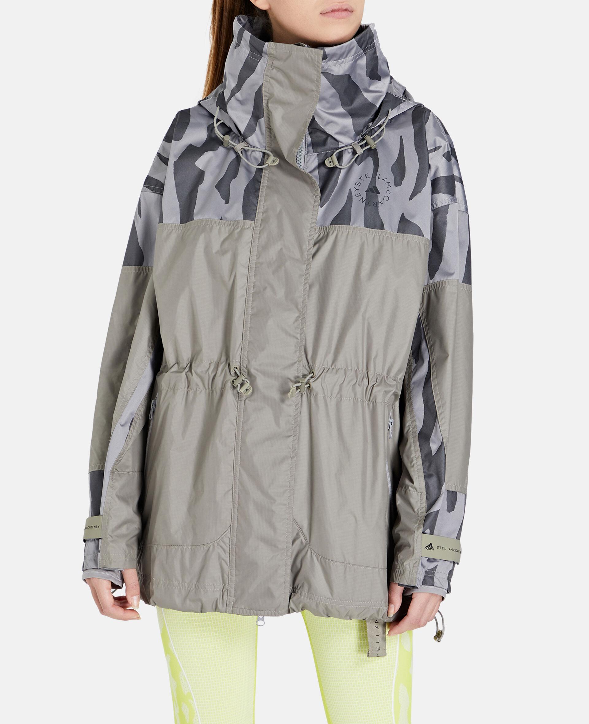 TruePace Running Jacket-Grey-large image number 4