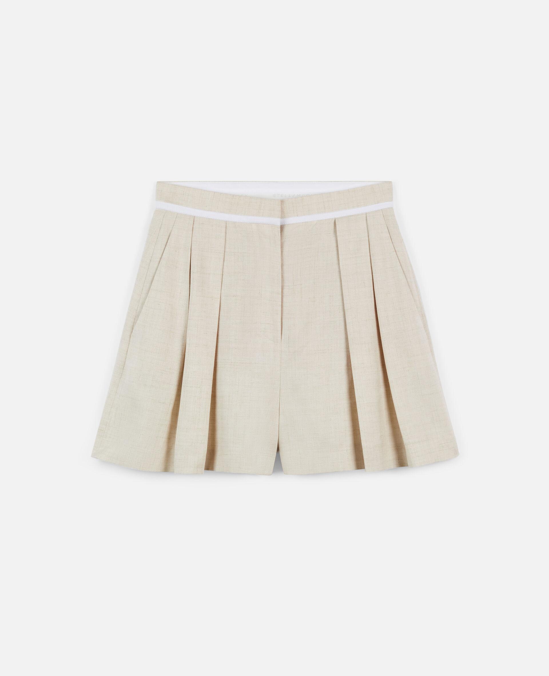 Ariel 短裤-米色-large image number 0