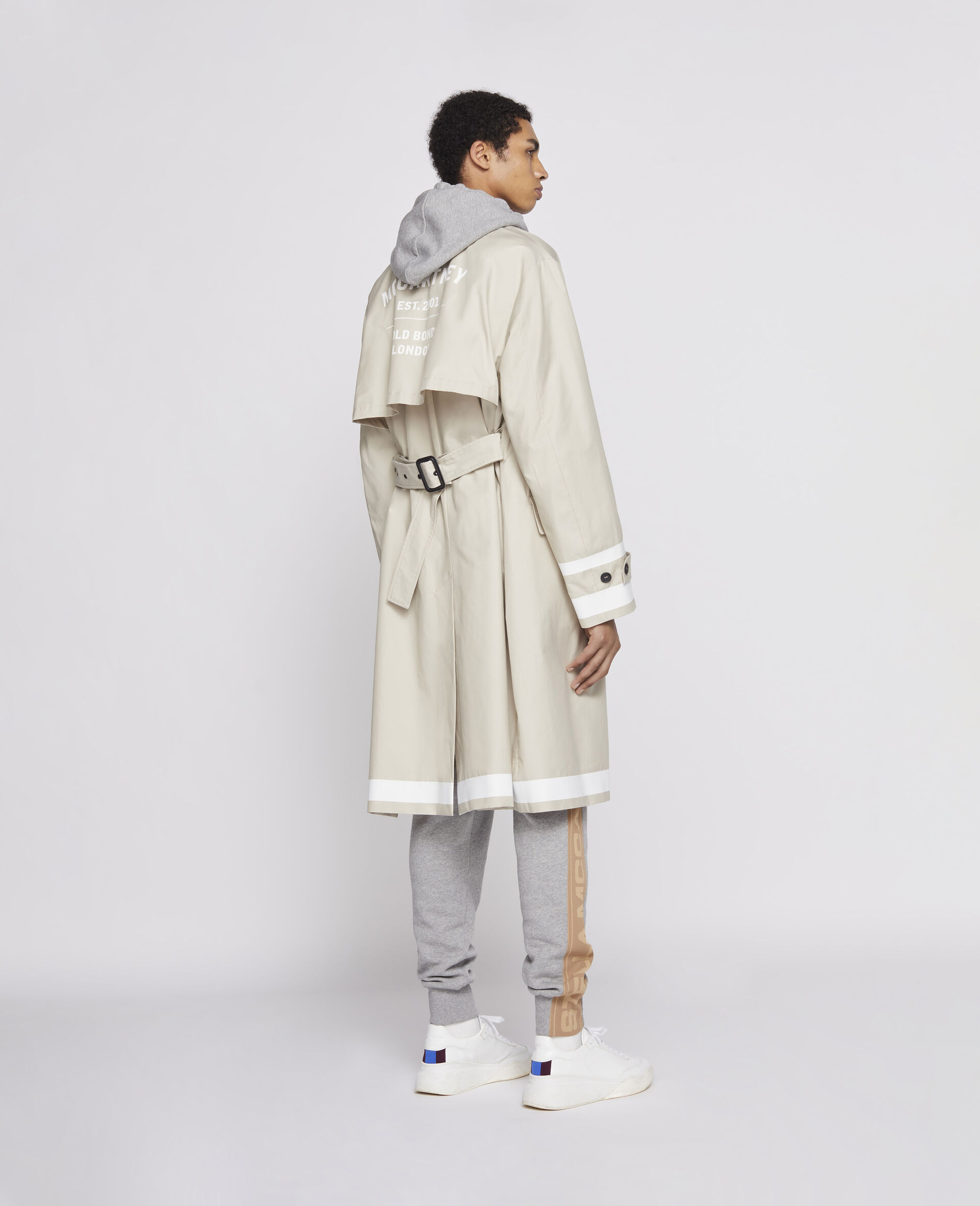 23 OBS Trench Coat -Beige-large image number 2