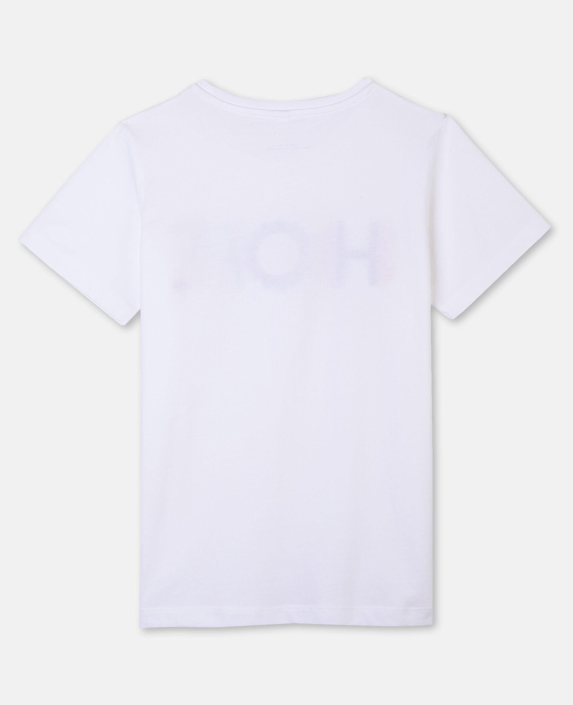 Hope棉质 T 恤-白色-large image number 3