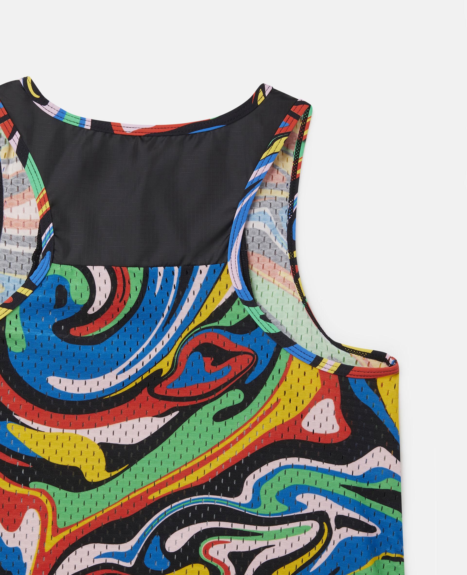 Marble Active Vest -Black-large image number 1