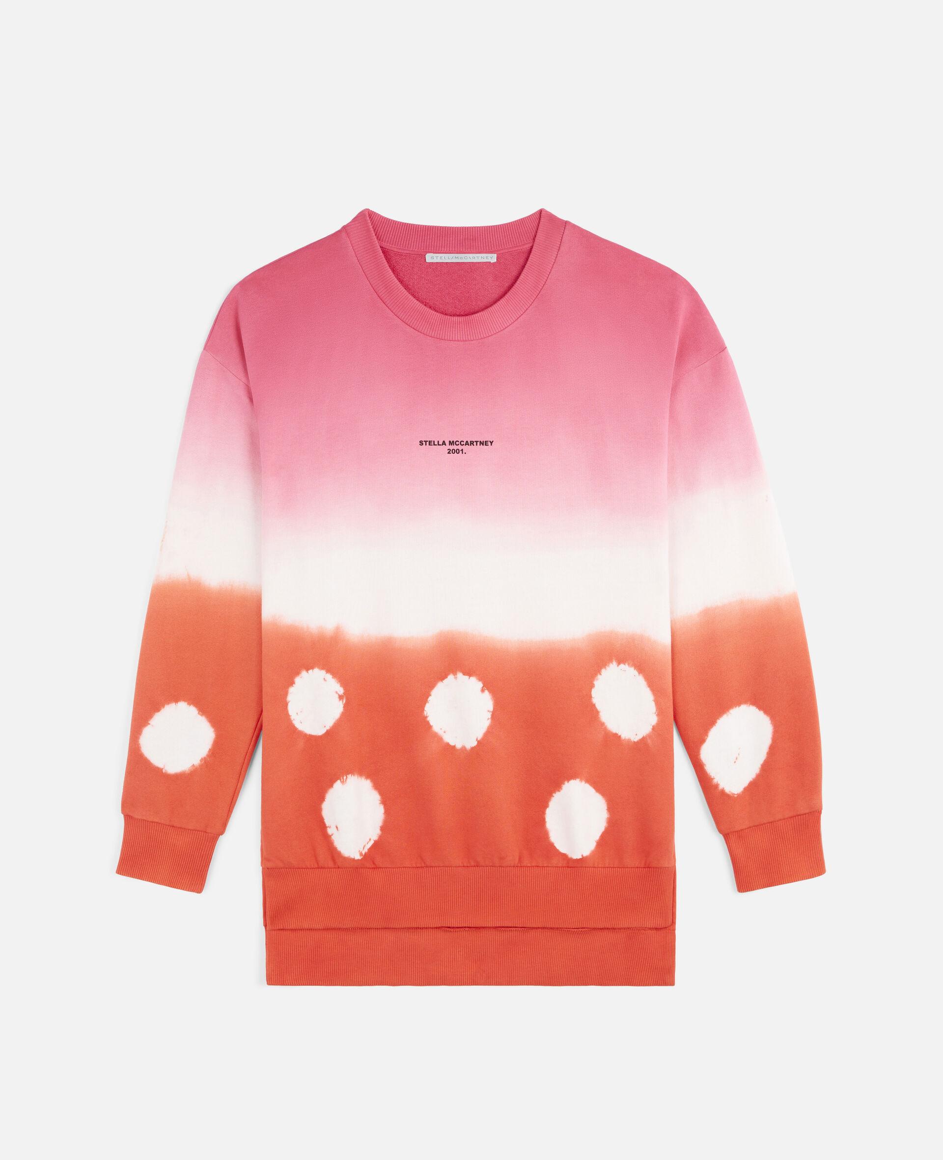 """Stella McCartney 2001."" Sweatshirt im Batik-Style-Bunt-large image number 0"
