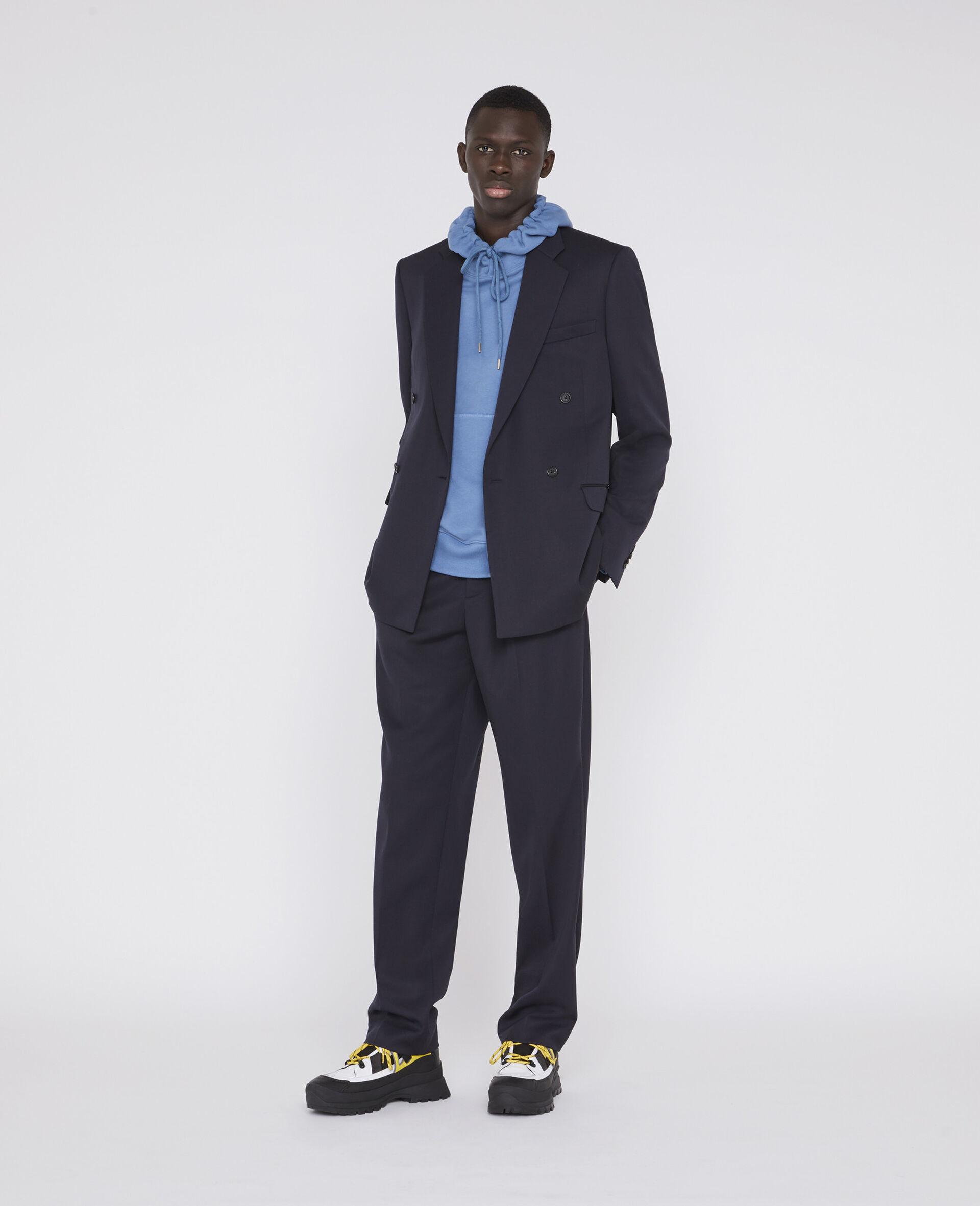 Julien Tailored Pants-Blue-large image number 3