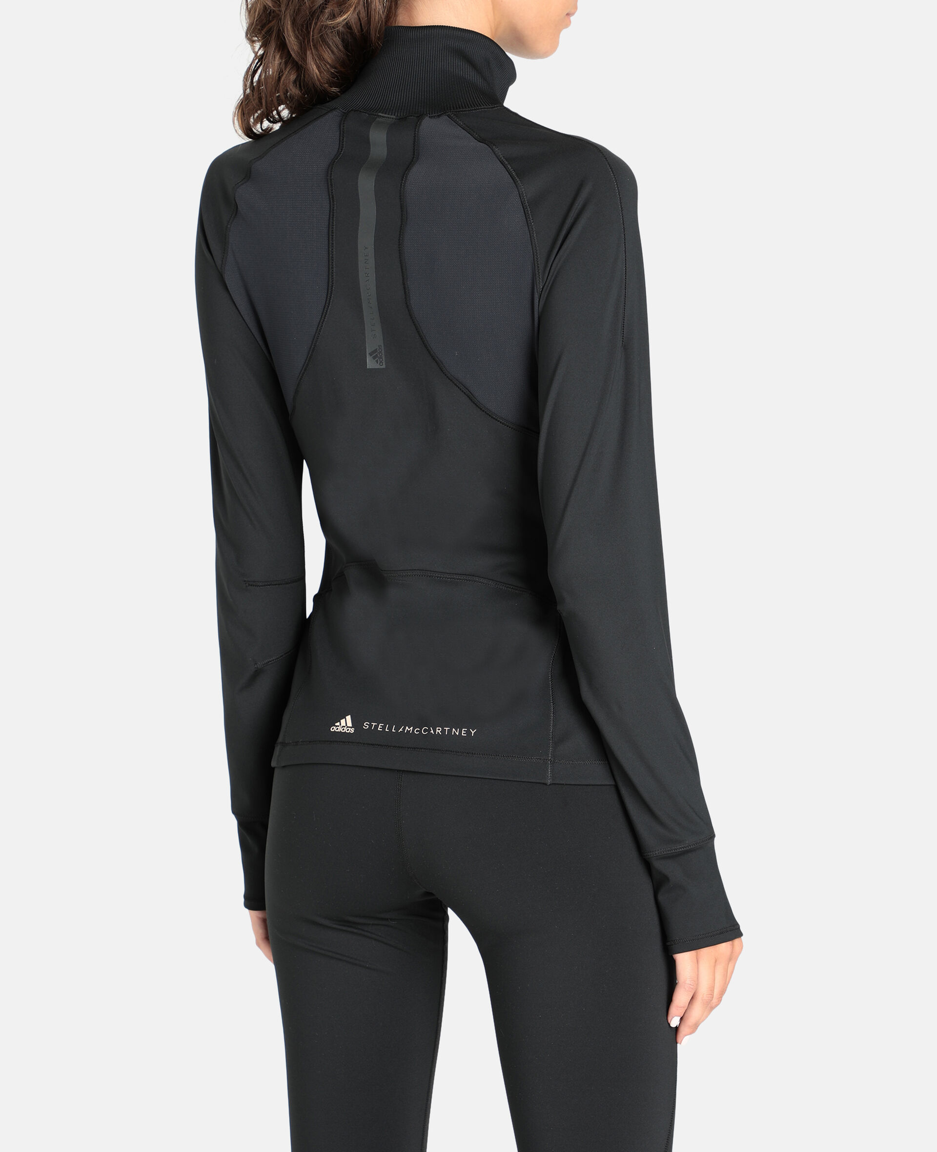 Black TruePurpose Training Midlayer-Black-large image number 2