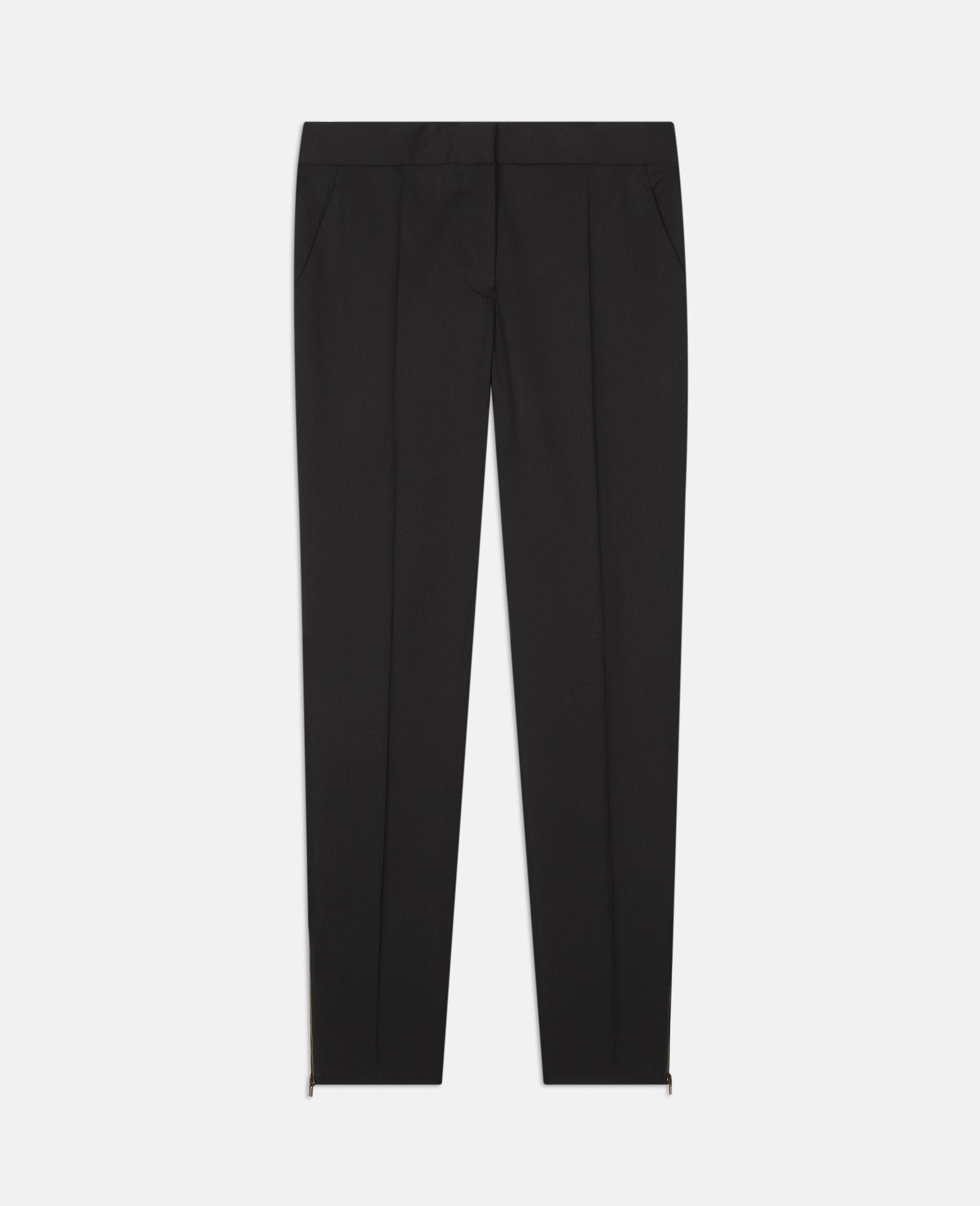 Pantaloni Vivian-Nero-large image number 0