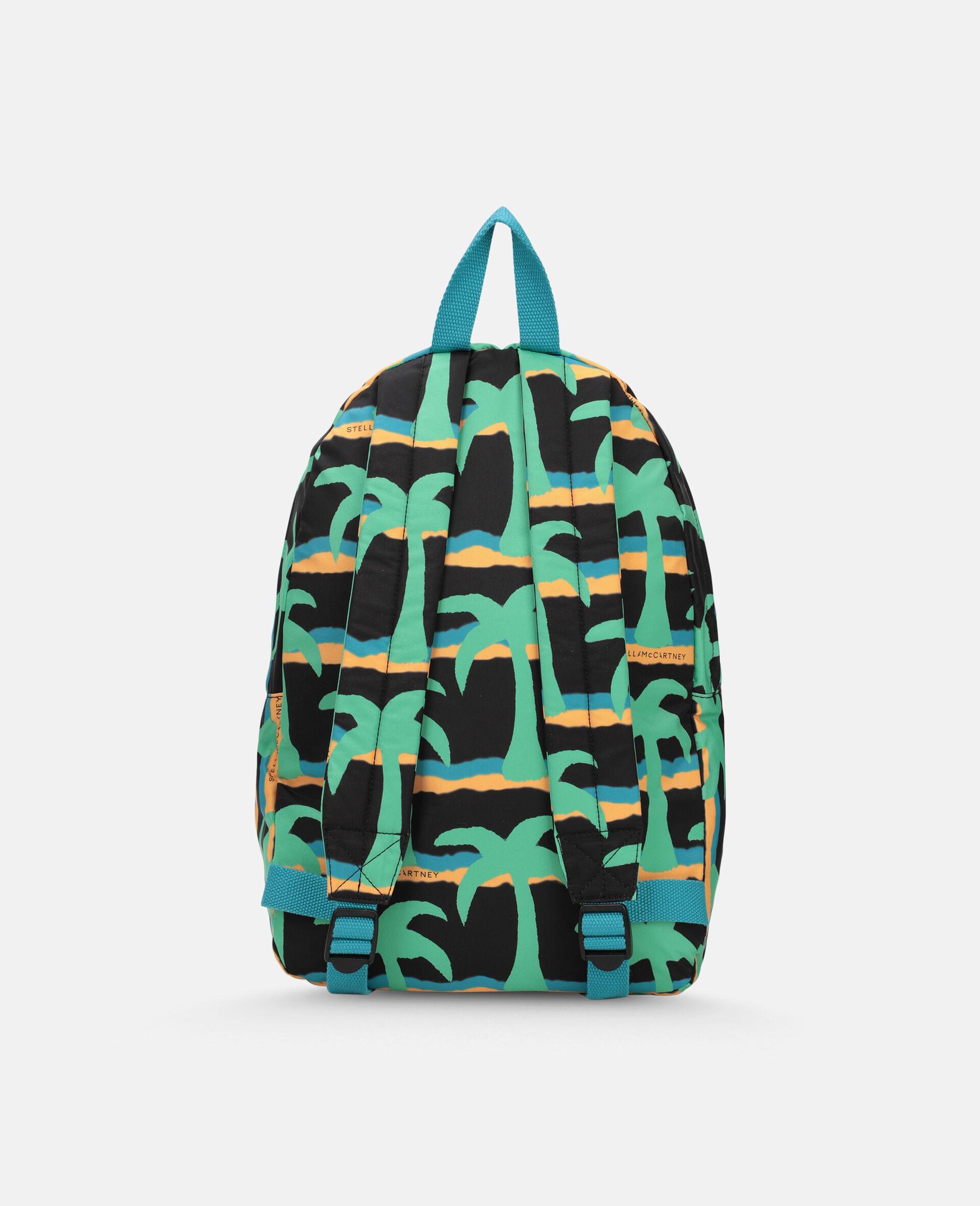 Palms Backpack -Black-large image number 3