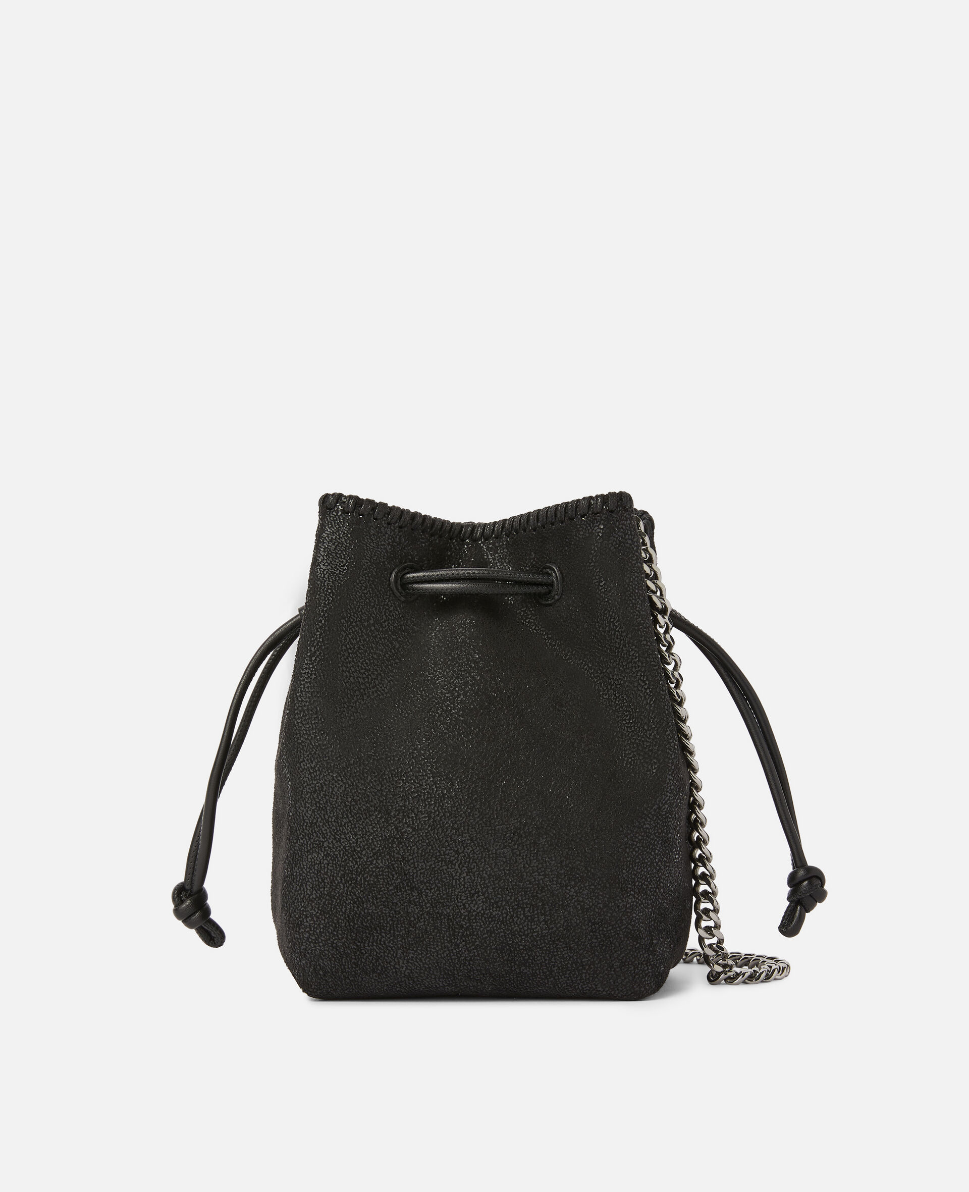 Falabella Micro Bucket Tote -Black-large image number 0