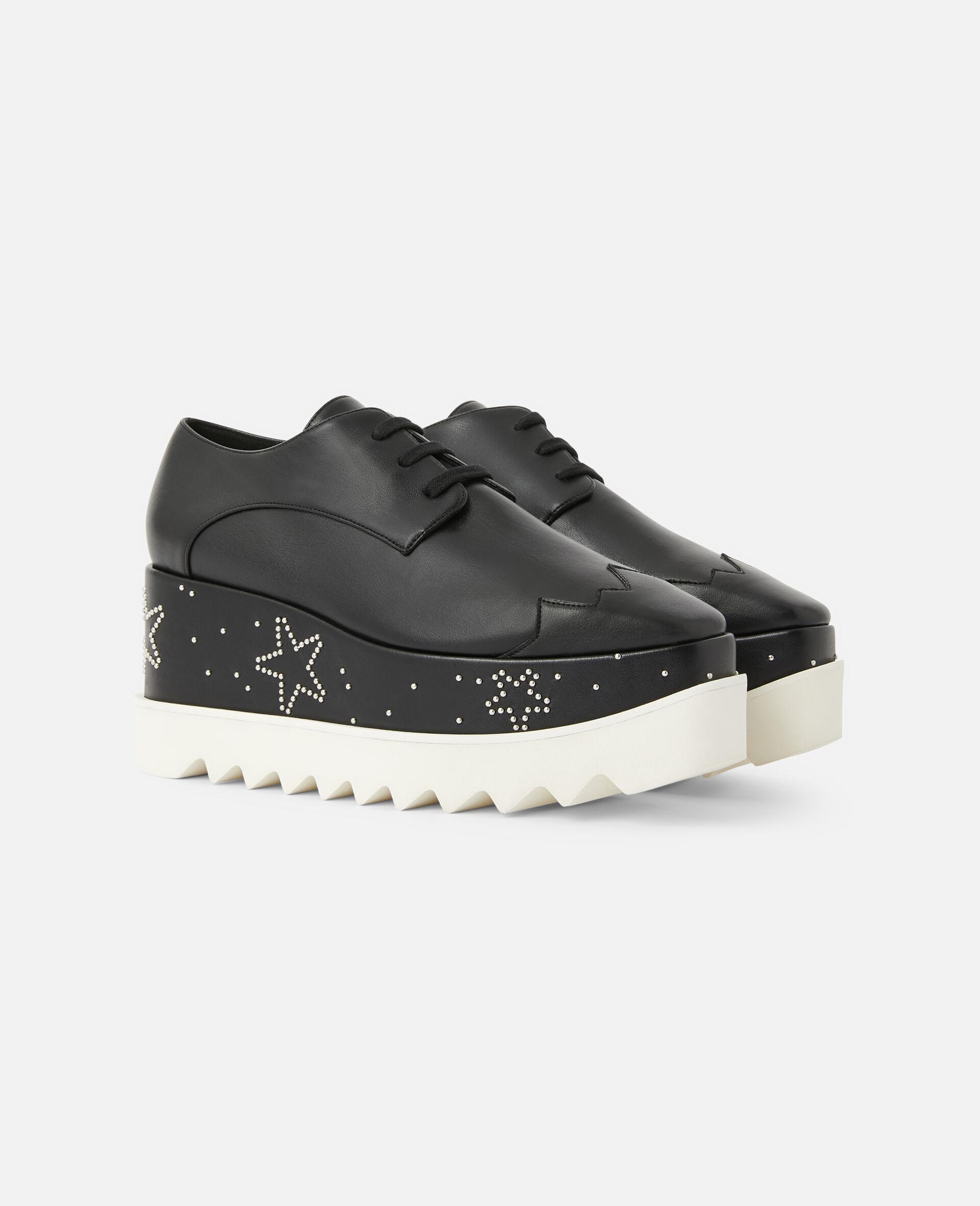 Chaussures compensées Elyse-Noir-large image number 1