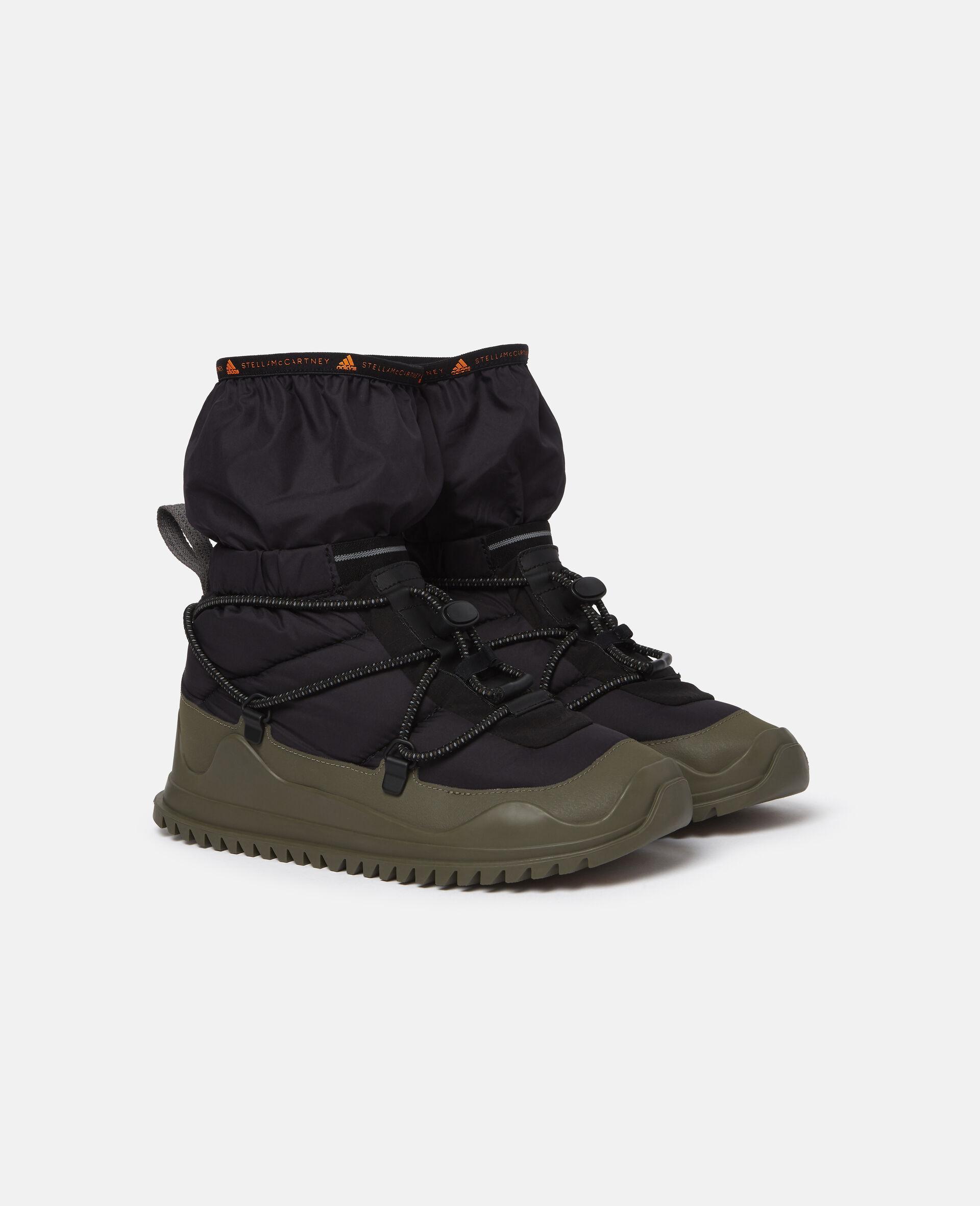 Winter Boots-Black-large image number 3