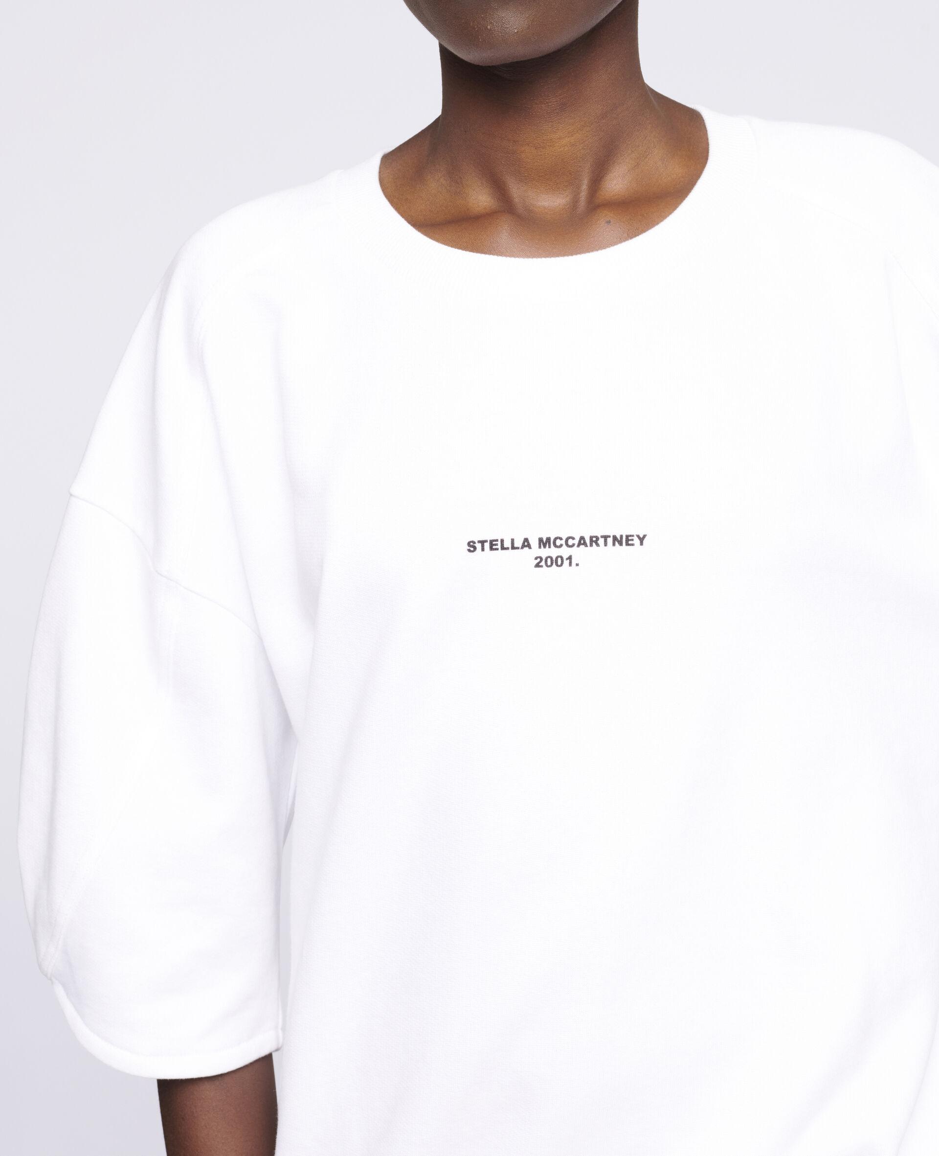 Stella McCartney 2001. Sweat-shirt-Blanc-large image number 3