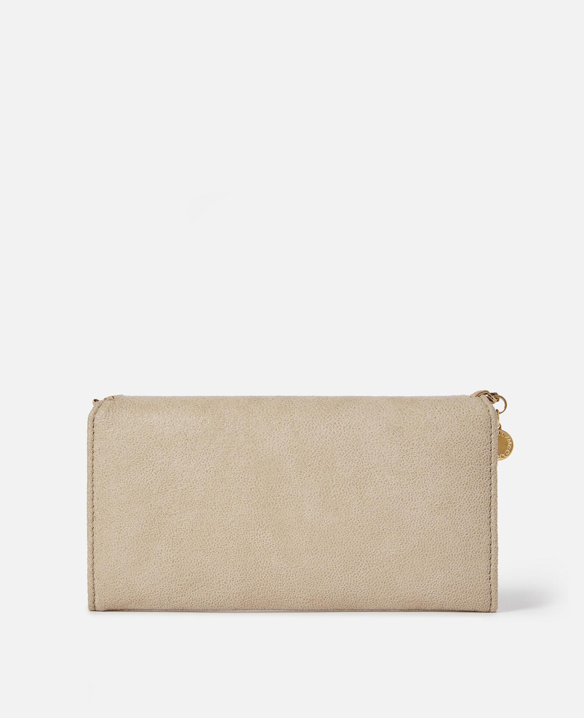 Falabella Continental Wallet-Beige-large image number 1