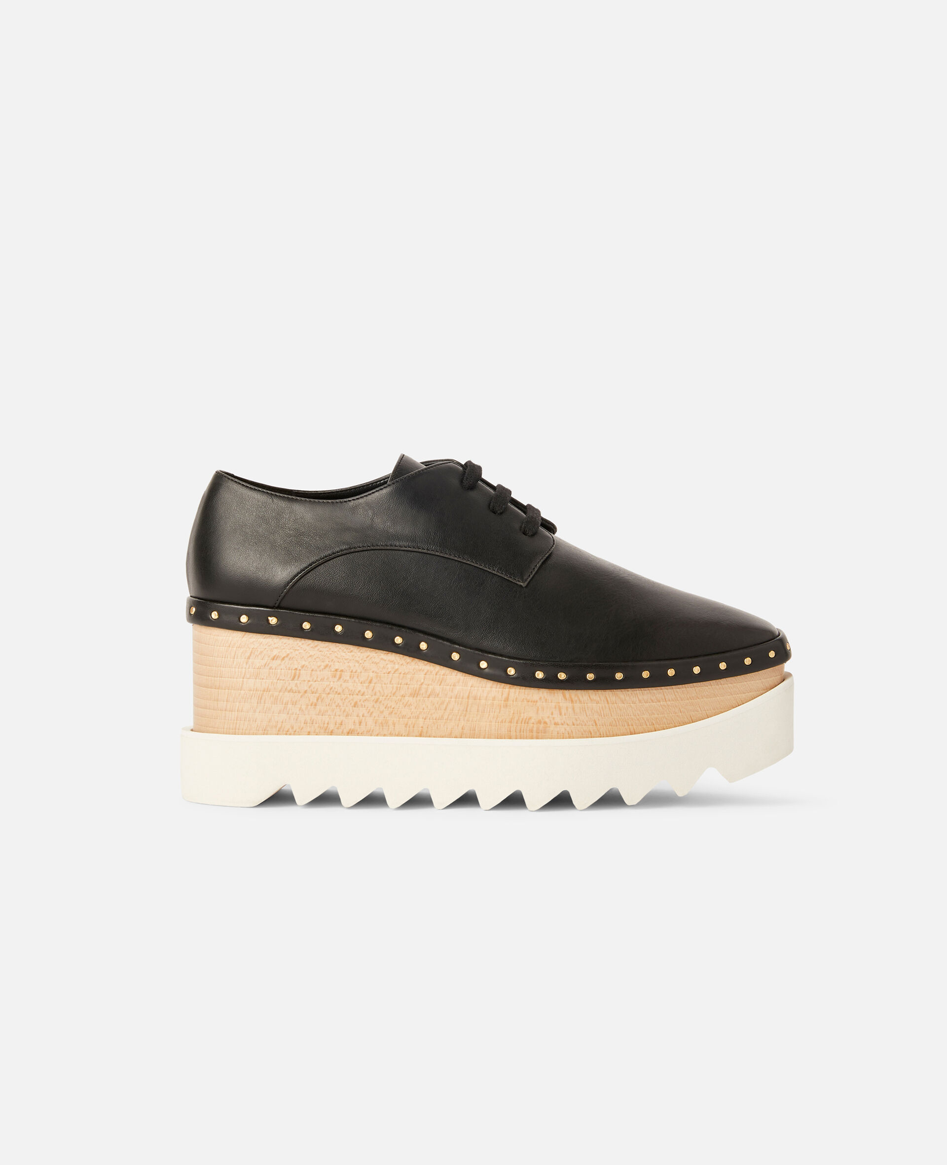 Chaussures compensées Elyse-Noir-large image number 0