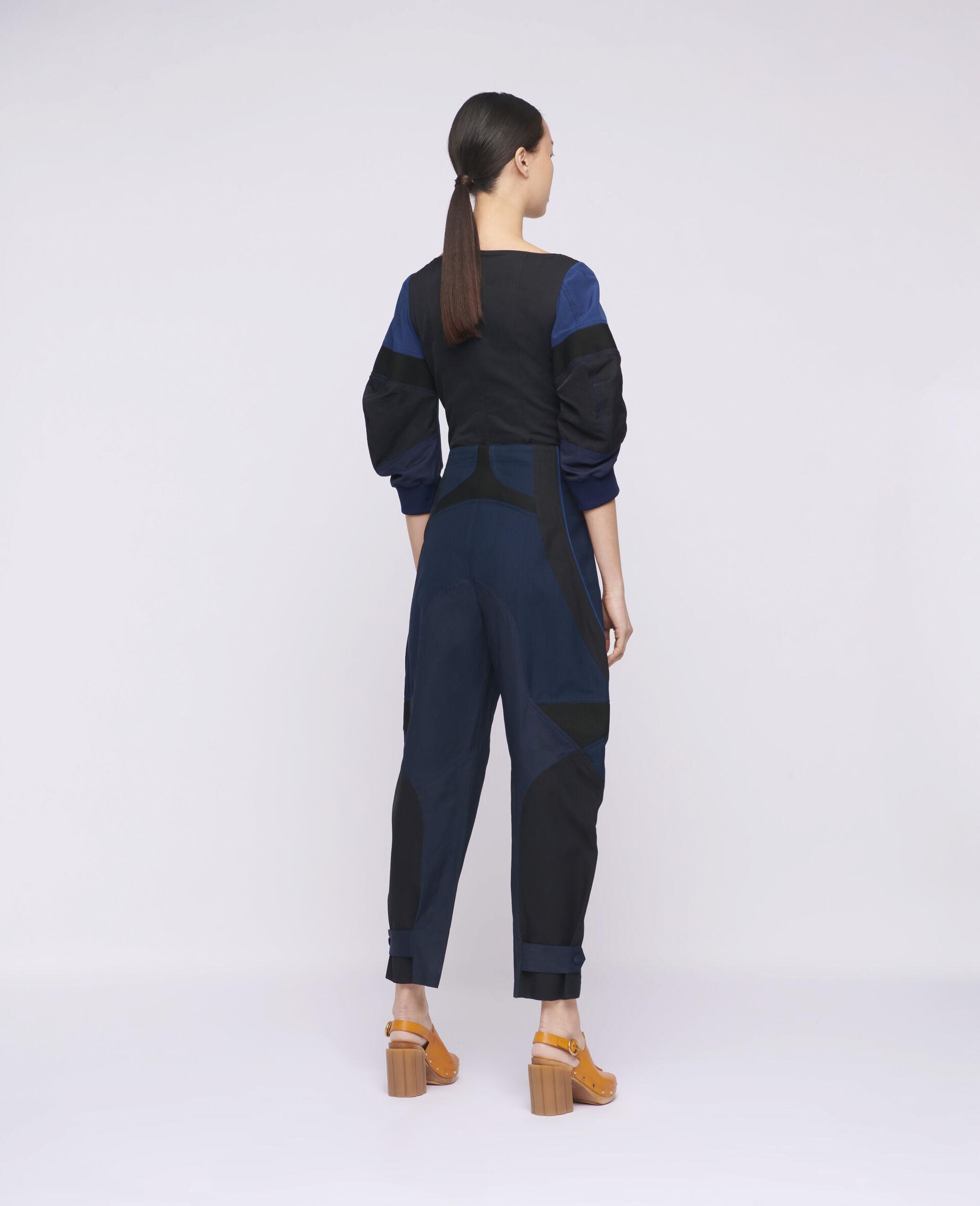 Brooke 裤装-蓝色-large image number 2